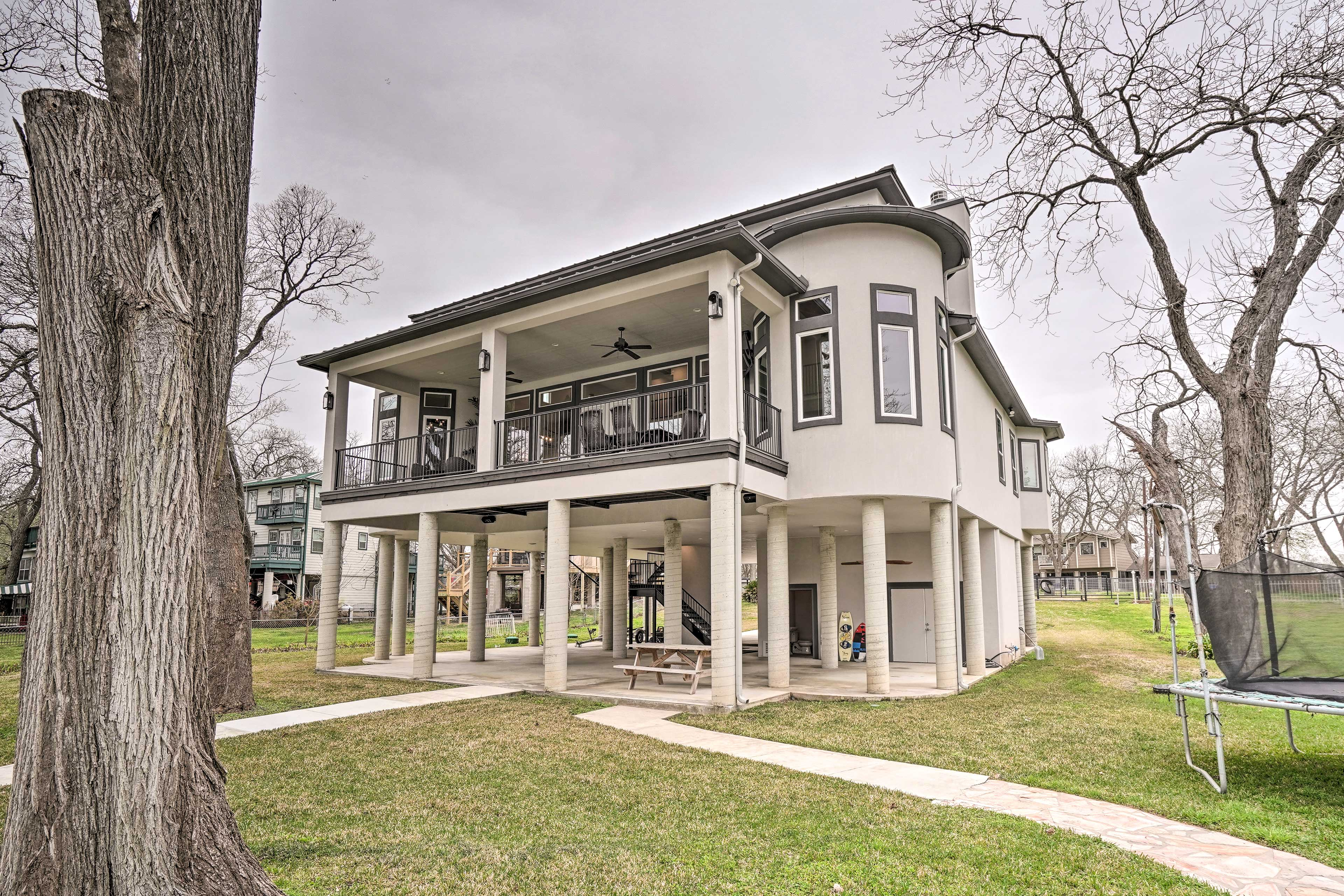 Book this Seguin home-away-from-home today for a trip you'll never forget.