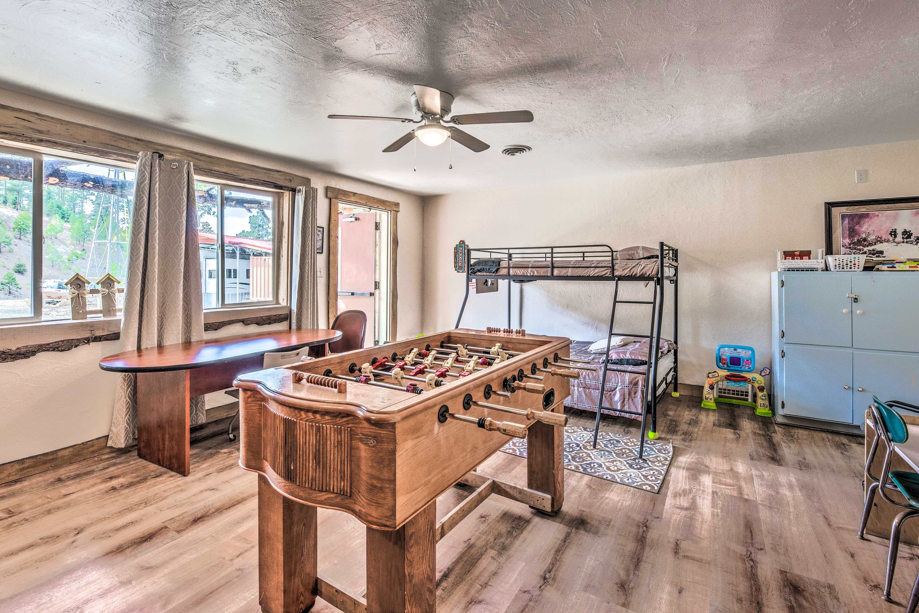Game Room | Yard Access