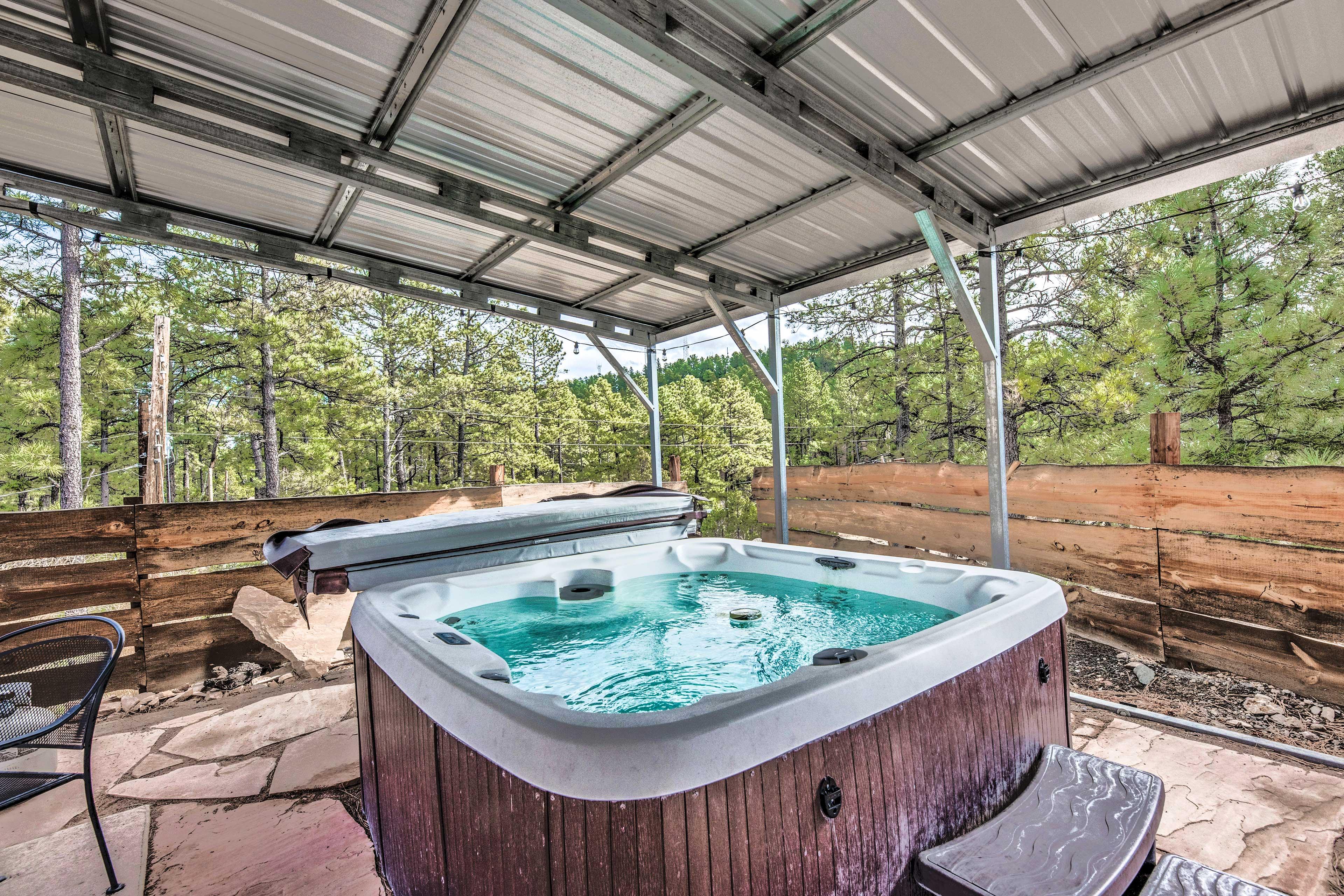 Ruidoso Vacation Rental | 2BR | 2BA | Ranch-Style Home