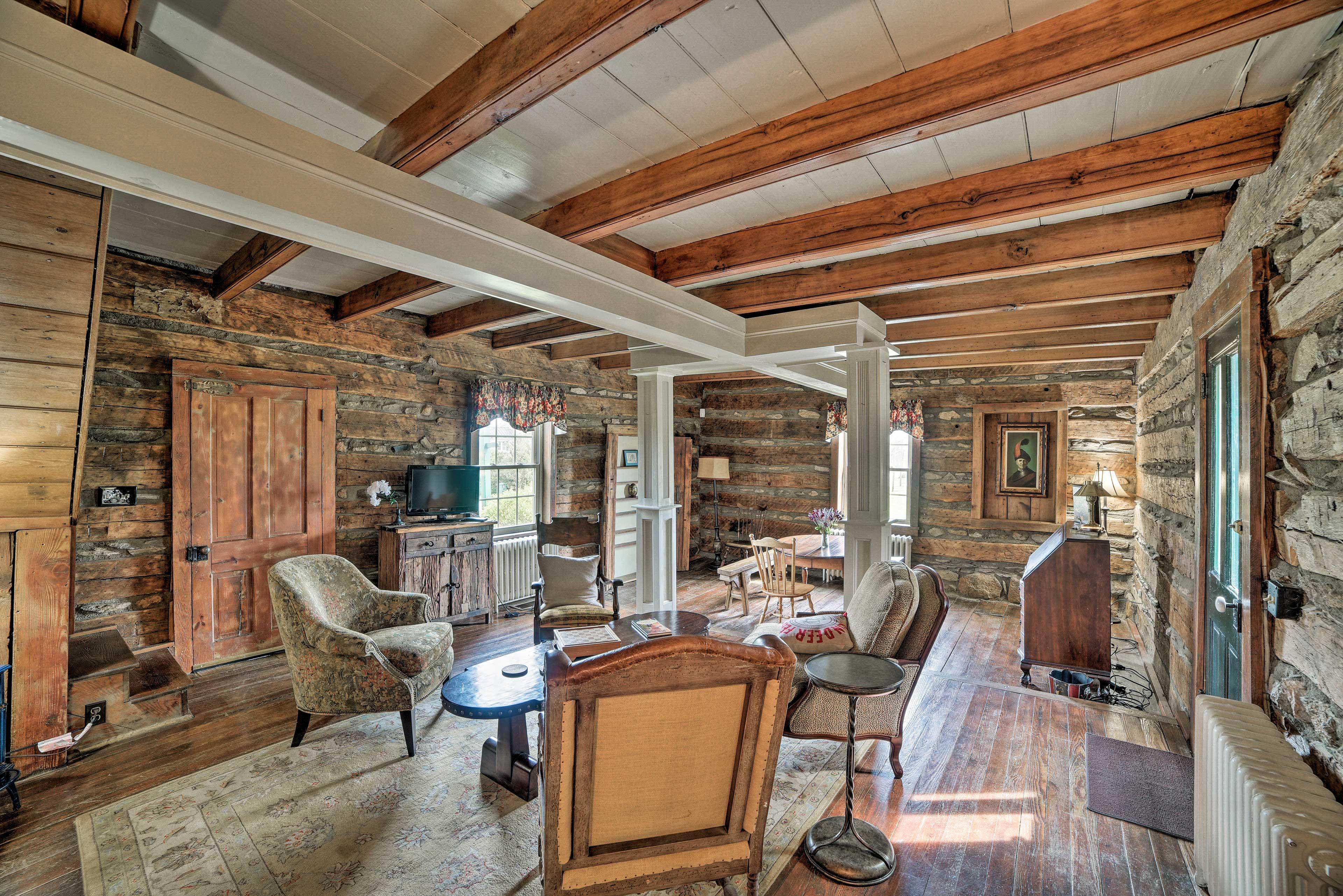 Original Portion of Home | Circa 1787