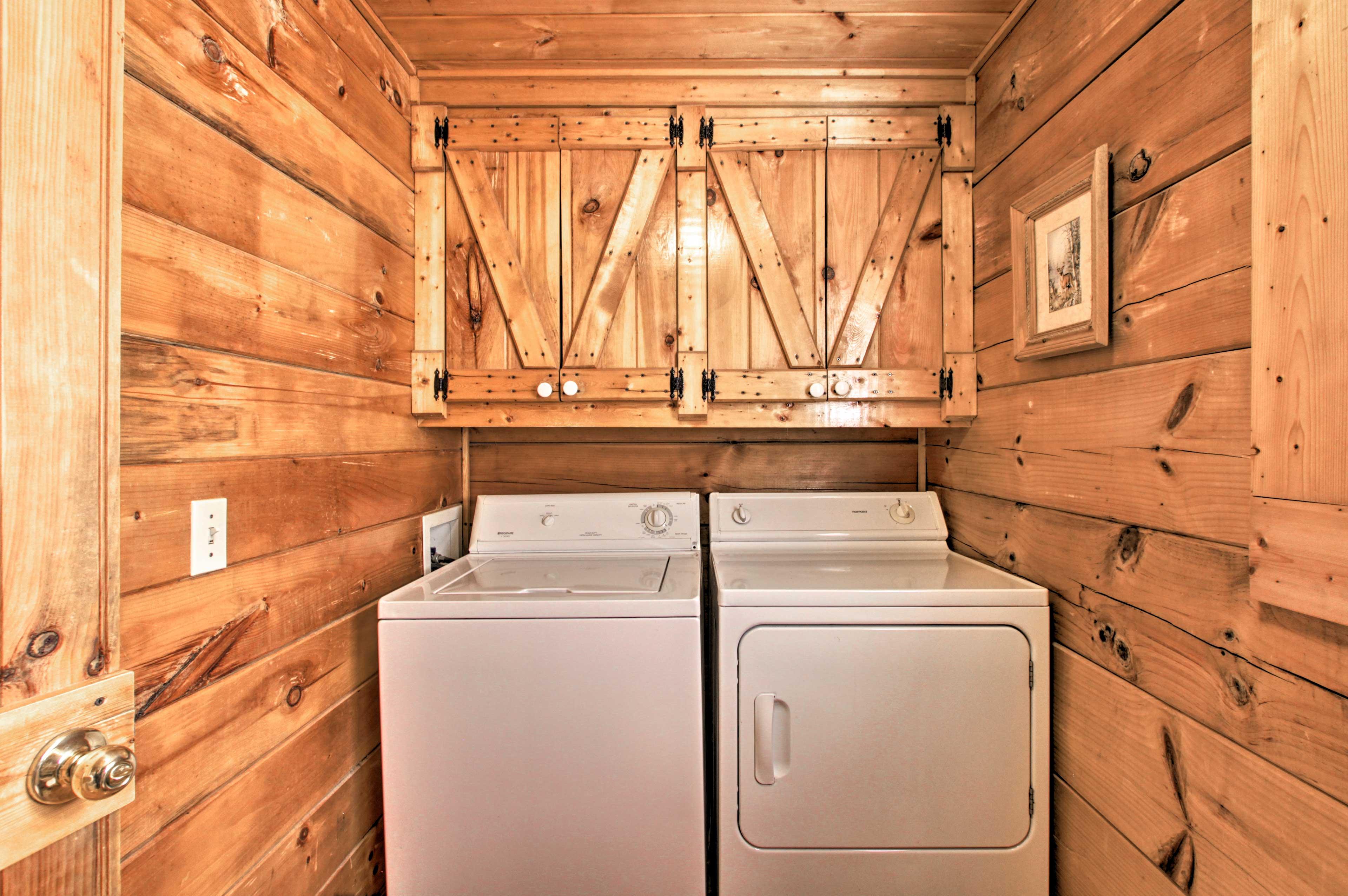 En-Suite Bathroom | Detergent Provided