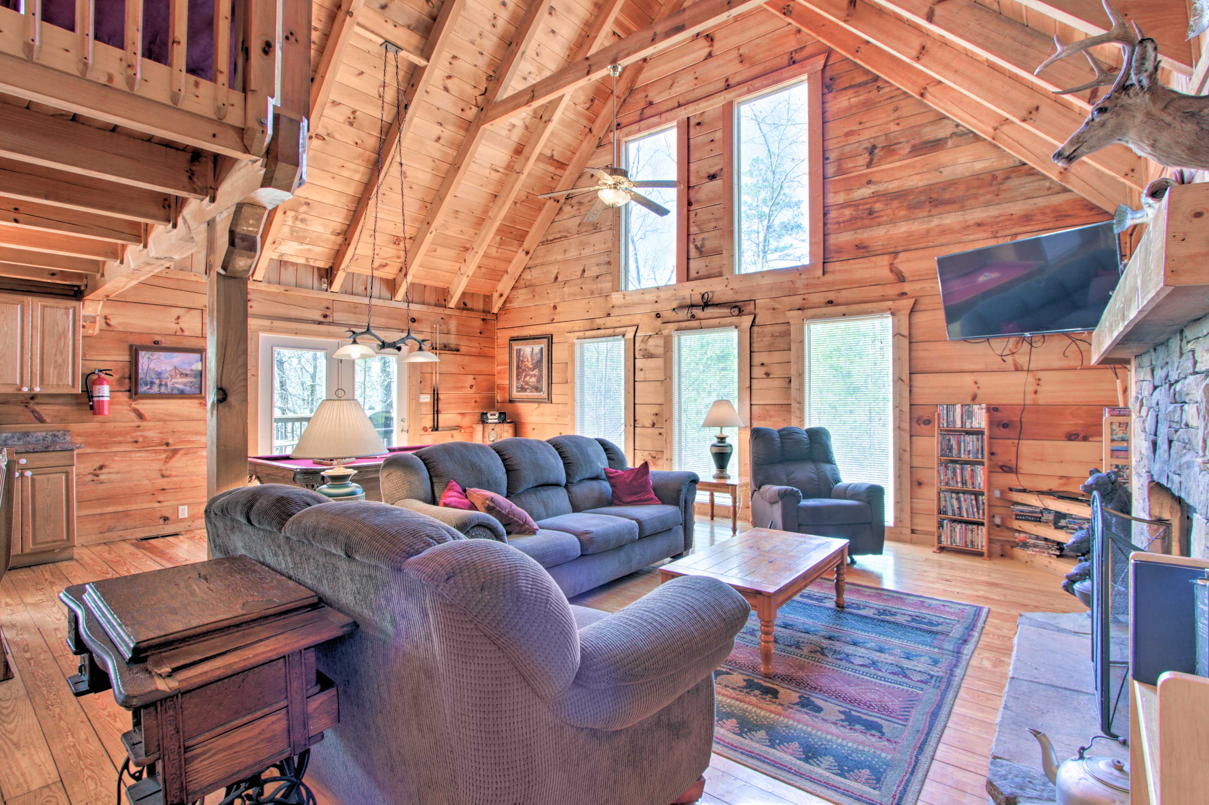 Living Room | Sleeper Sofa