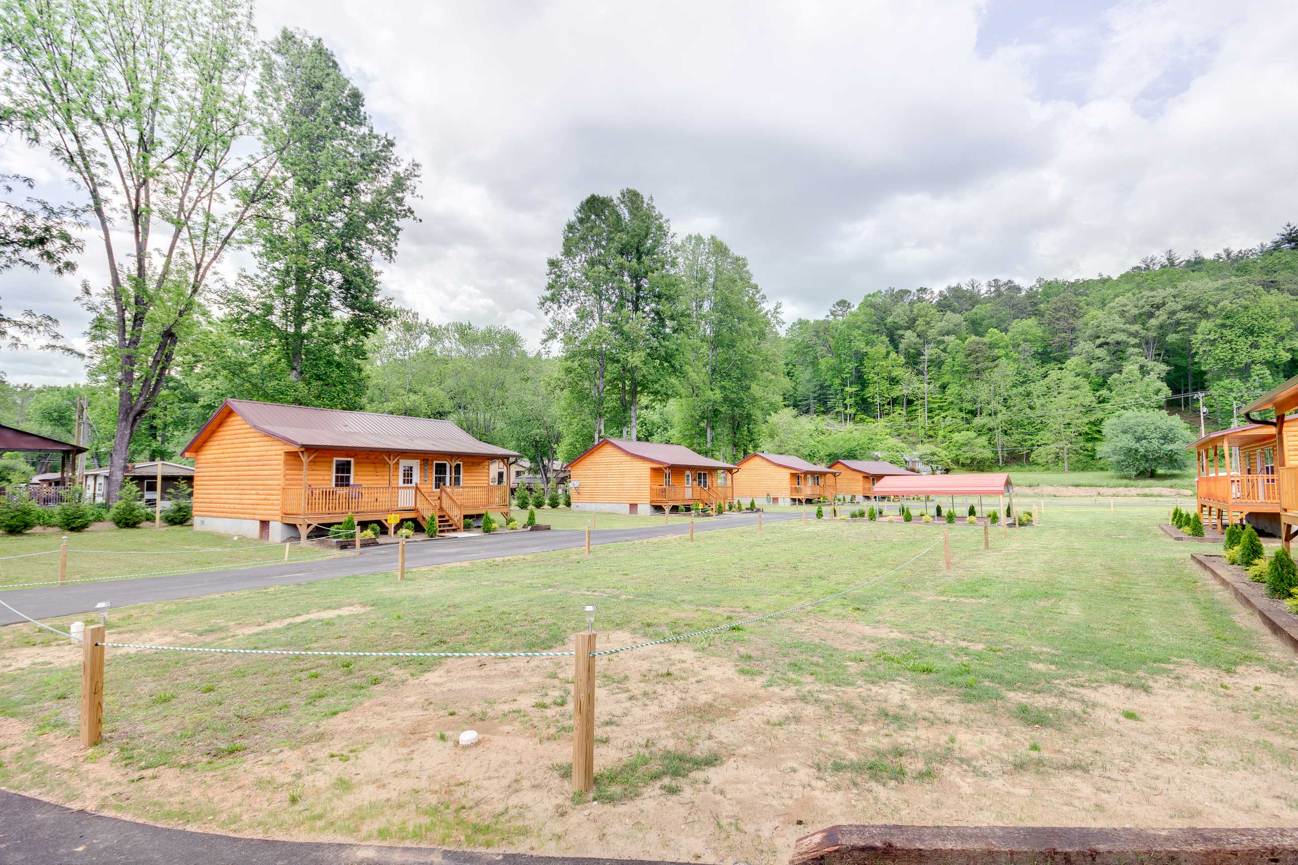 Several other properties are on-site and available for rental!