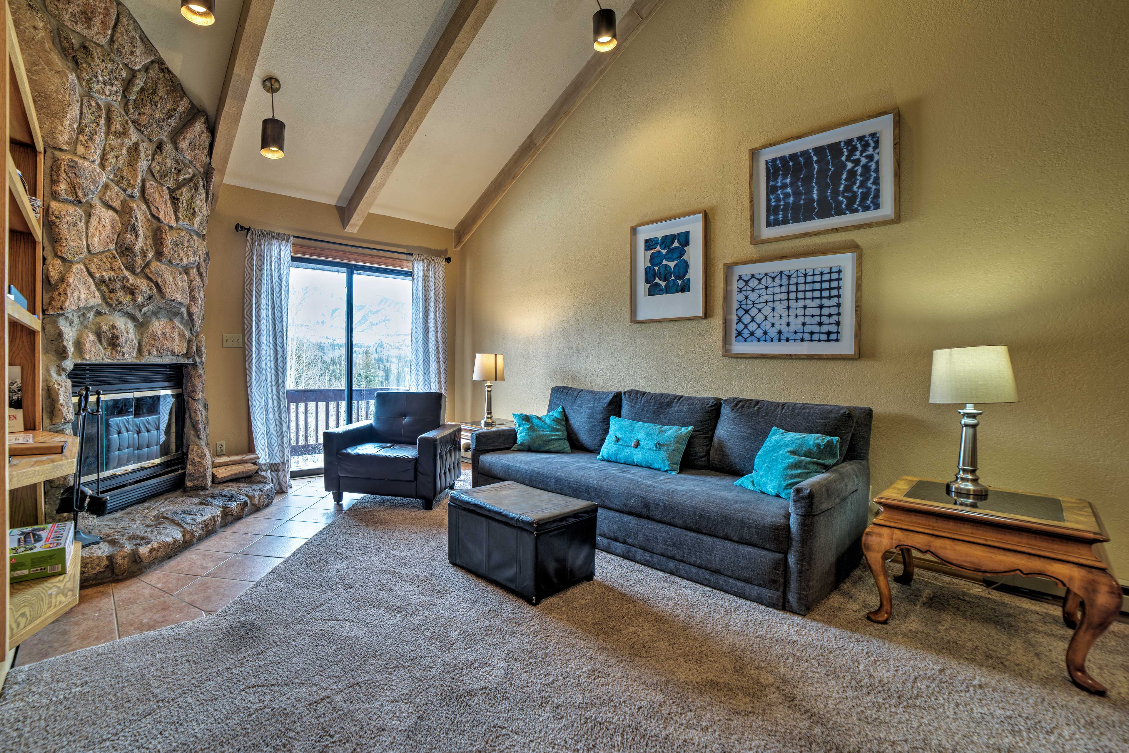 Durango Vacation Rental Condo | 2BR | 2BA | 1,110 Sq Ft | Stairs Required