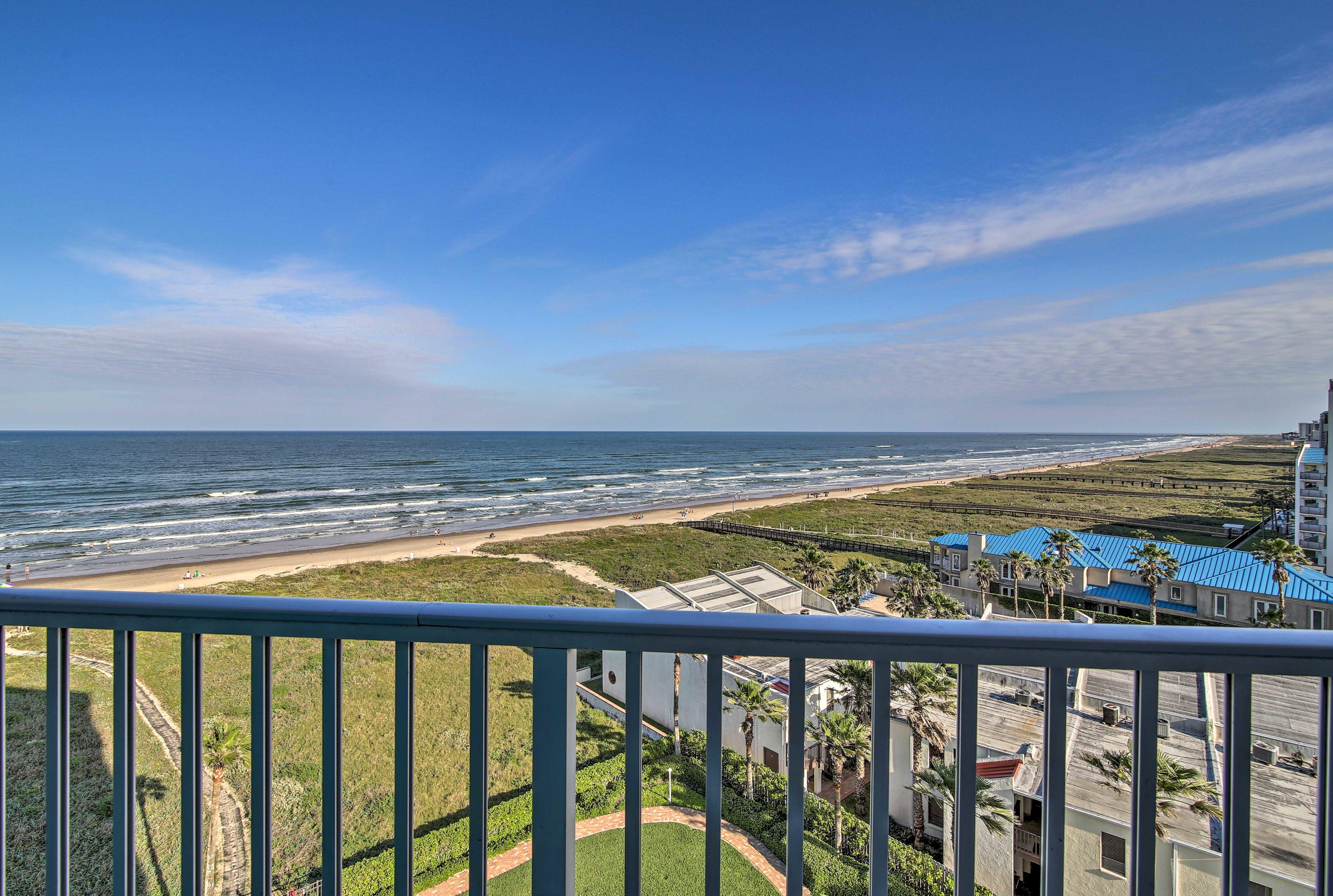 Condo View | Beachfront Location