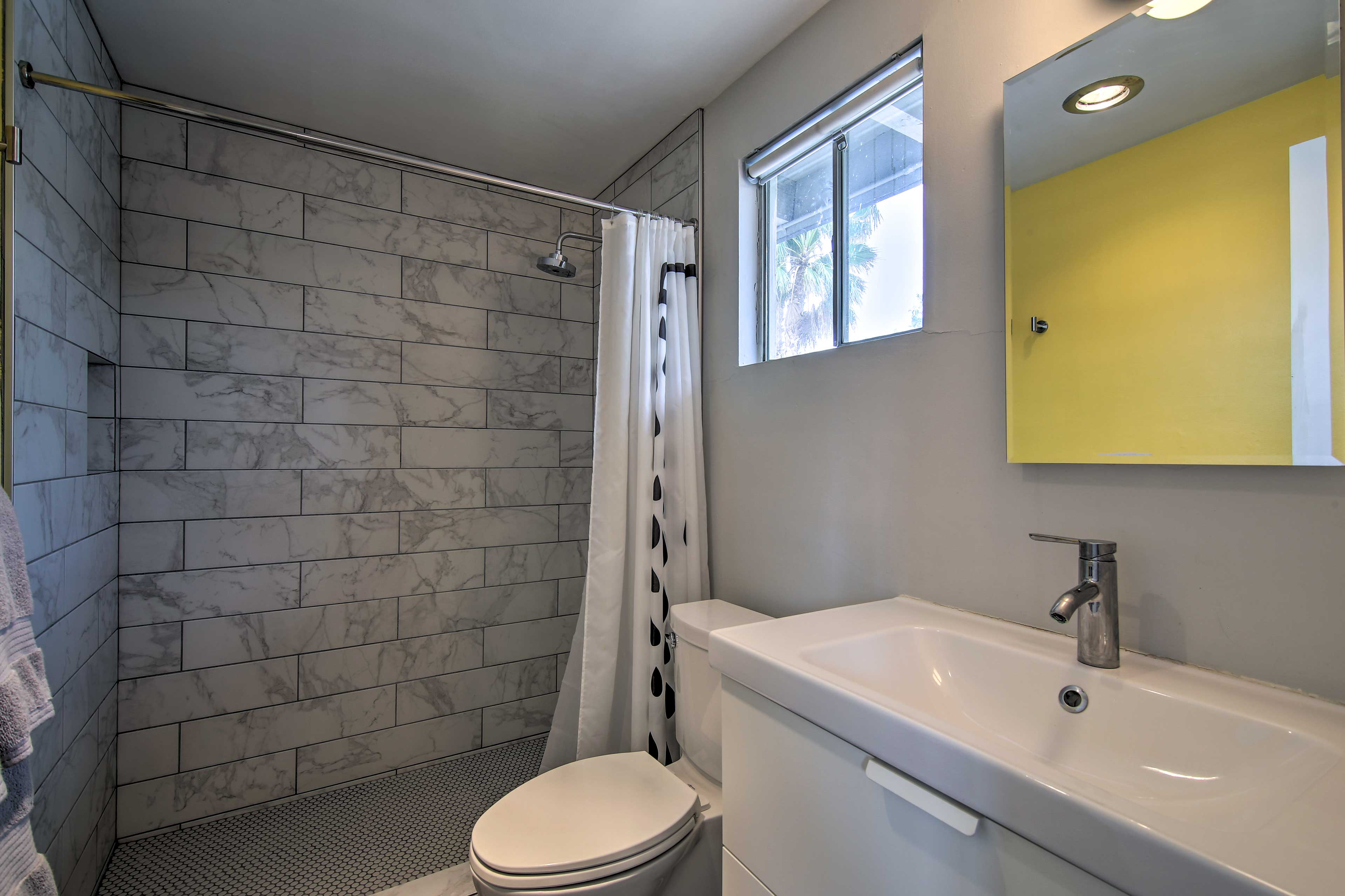 The master features an en-suite bathroom with a walk-in shower.