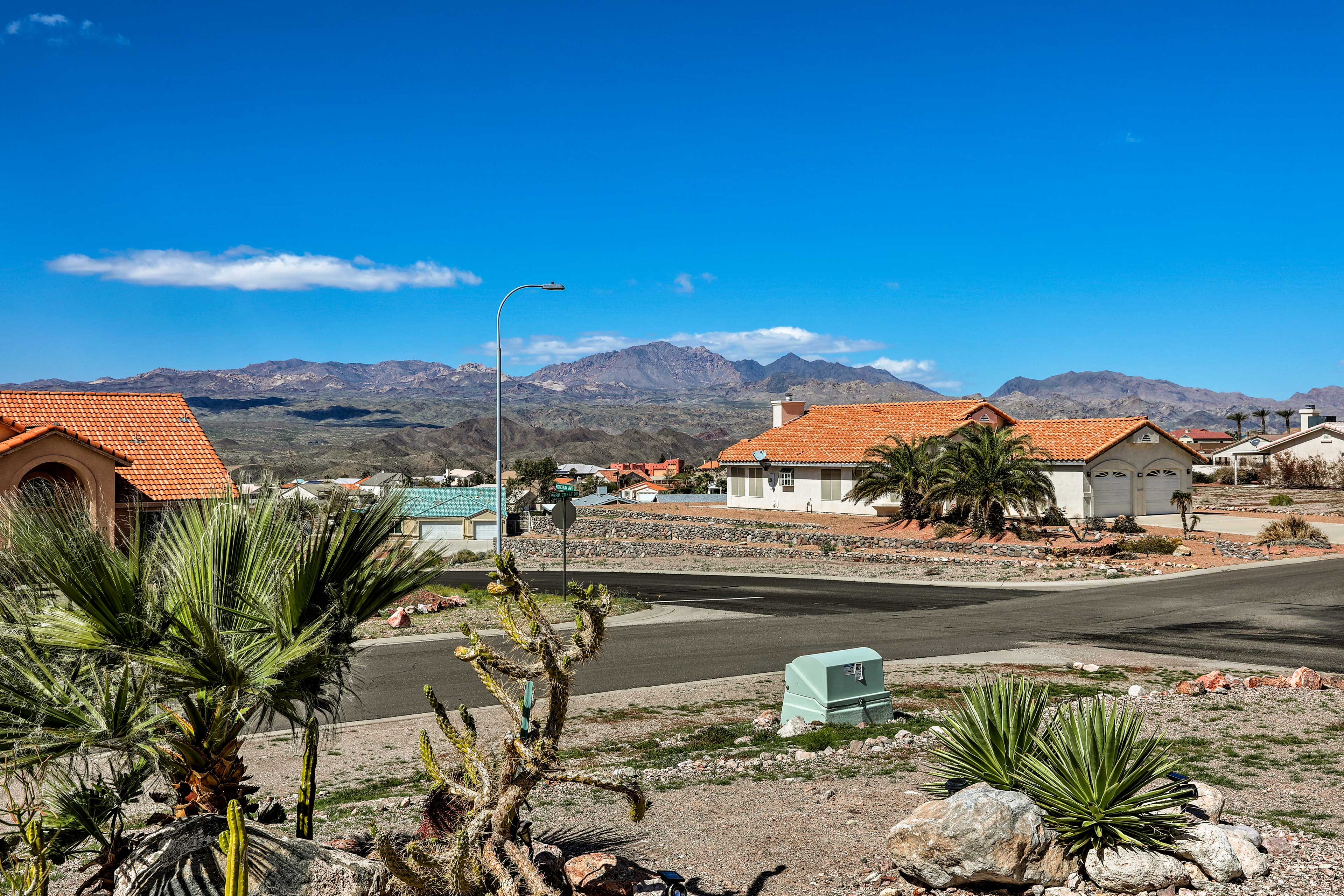 Property Exterior | Mountain Views