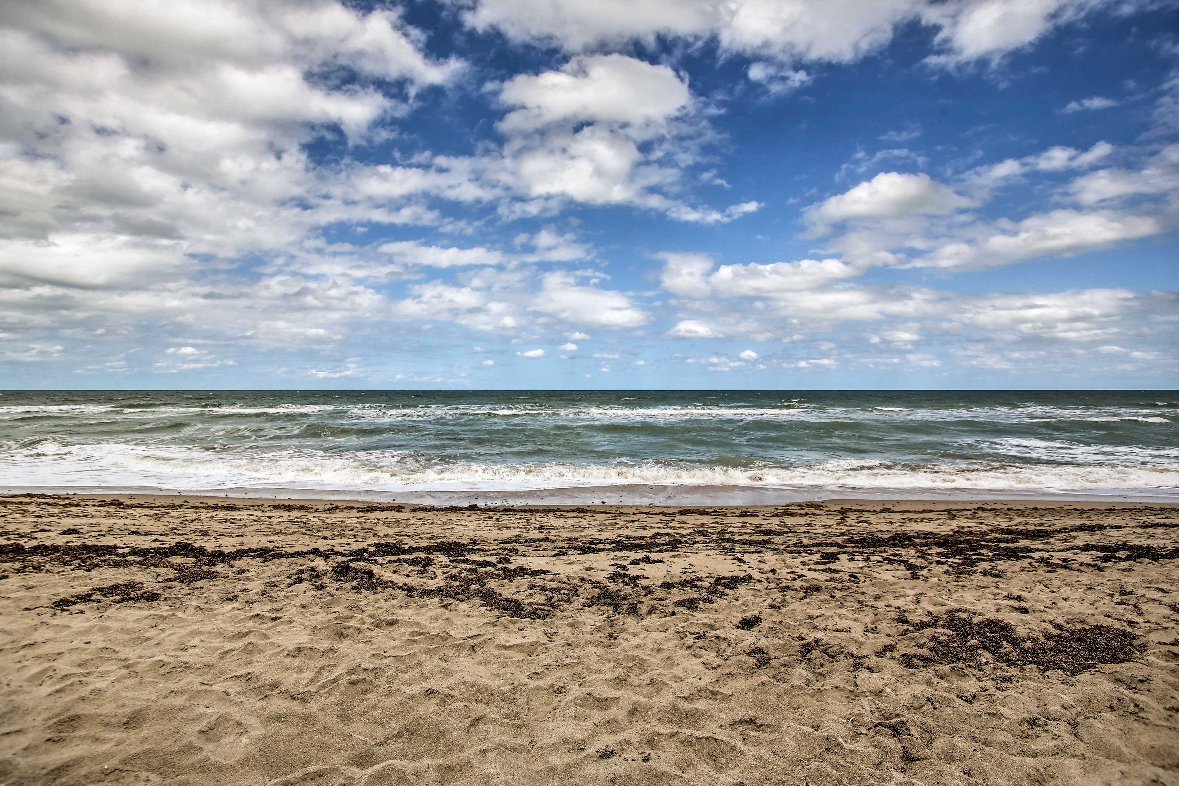 Enjoy days on the sand.