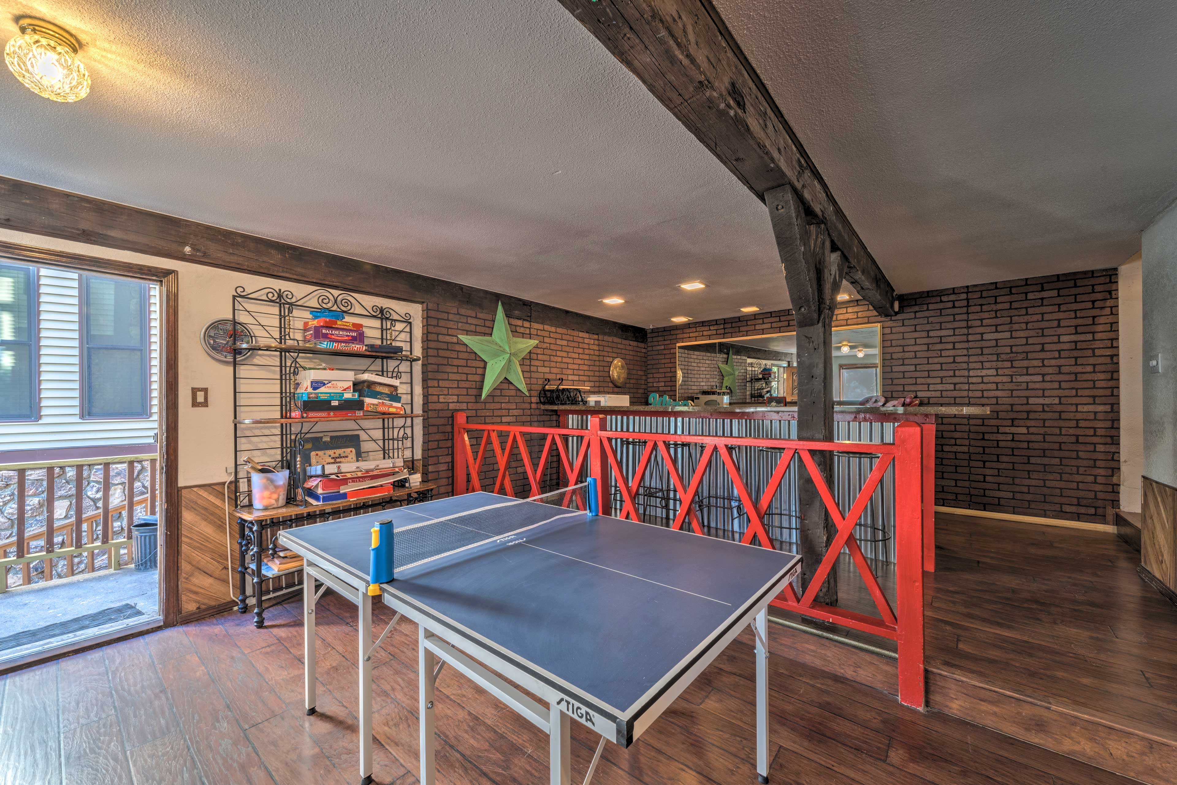 Game Room | Ping Pong Table