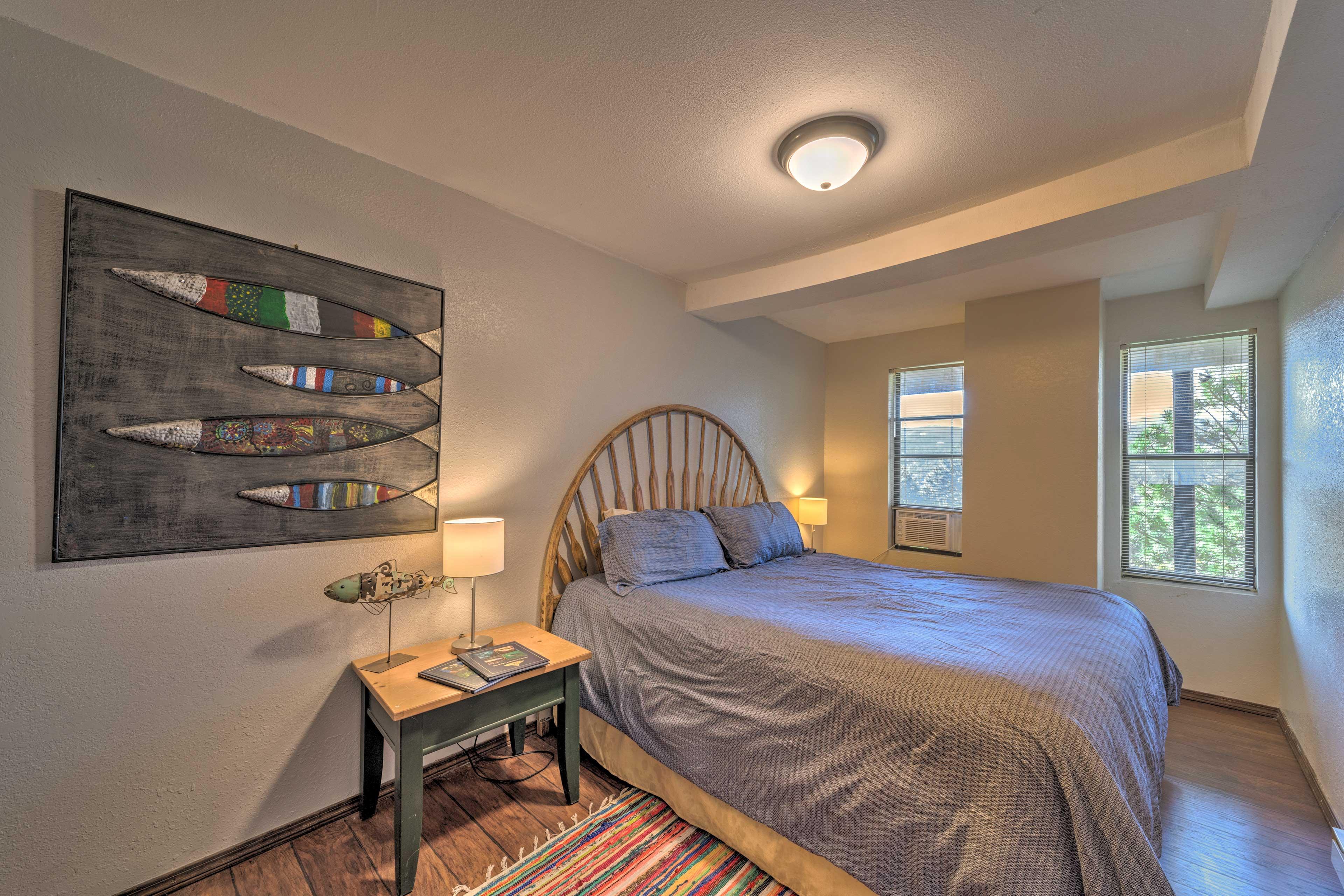 Master Bedroom 2 | King Bed