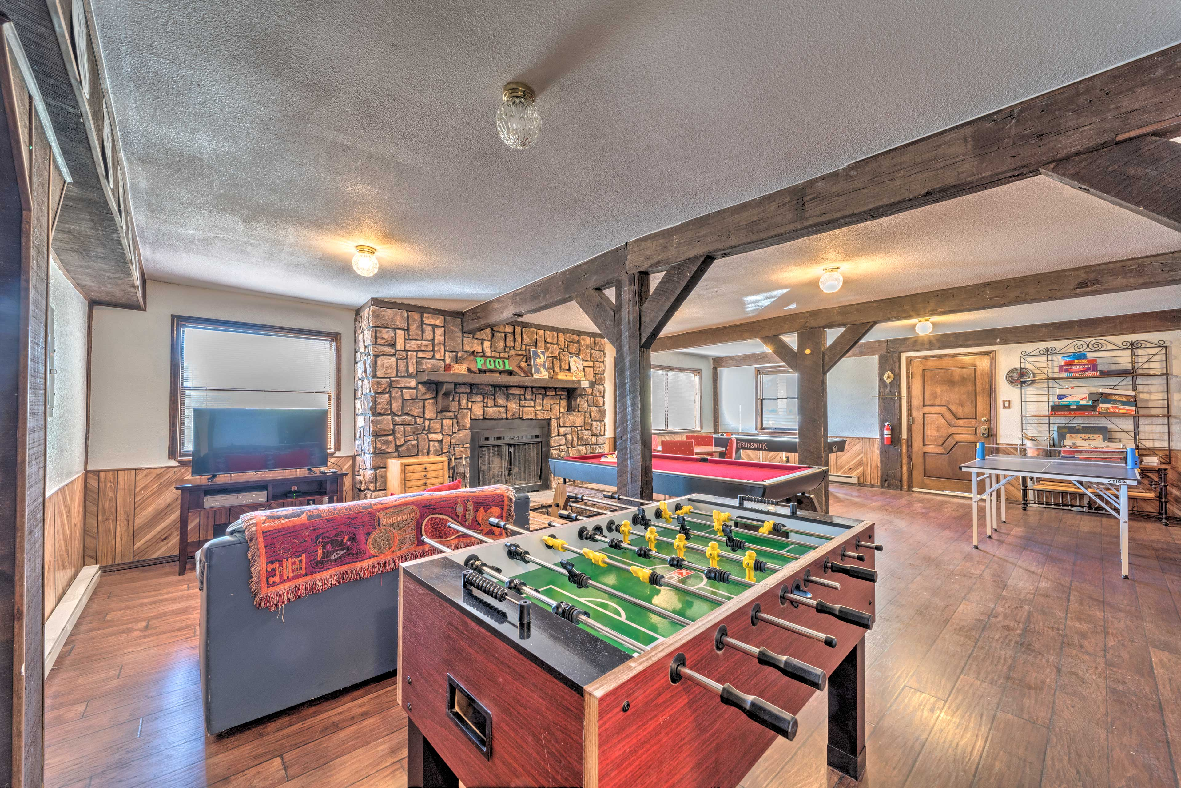 Ruidoso Vacation Rental | 6BD | 5.5BA | 3,129 Sq Ft | Stairs Required