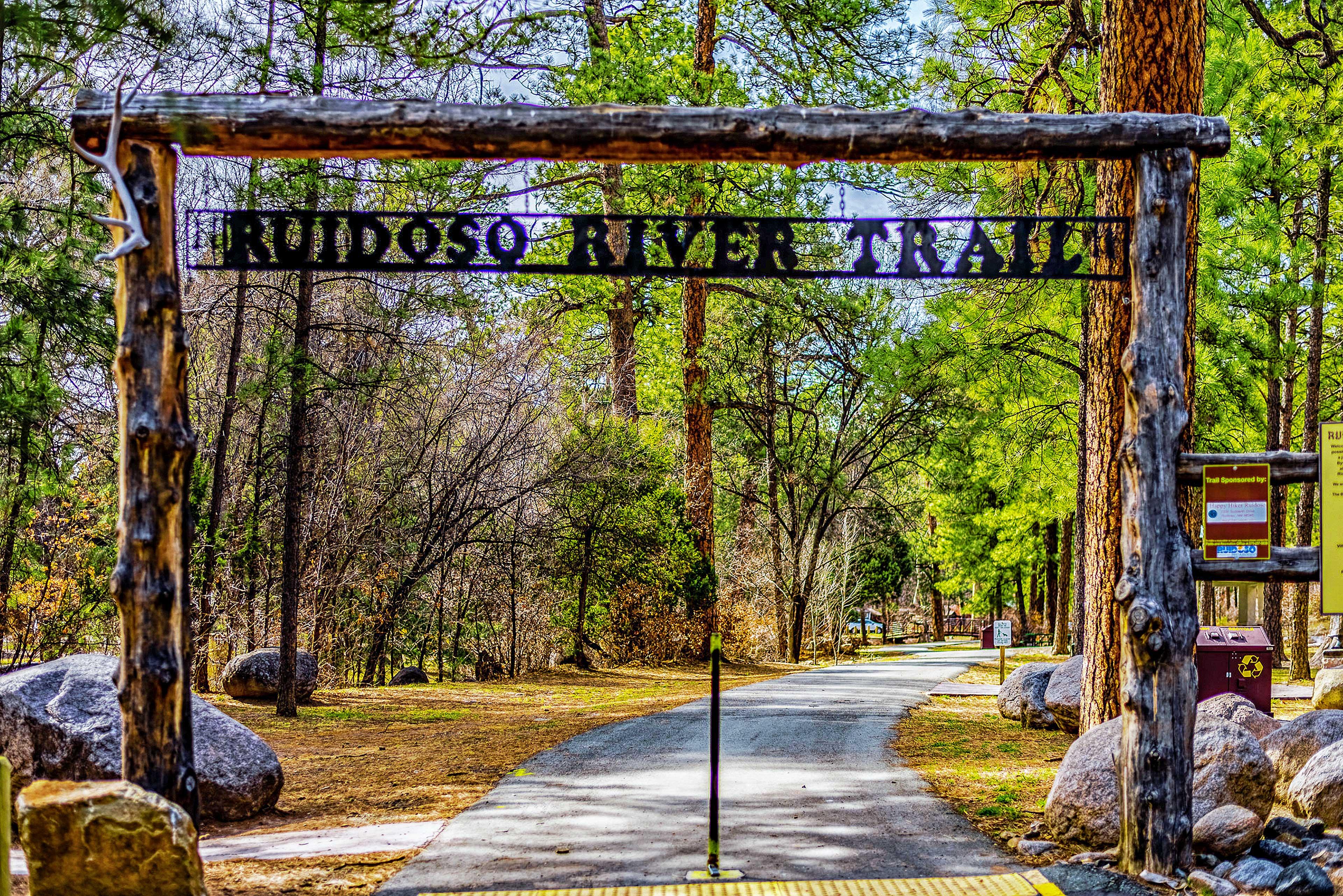 Nearby Attractions | Ruidoso River Trail