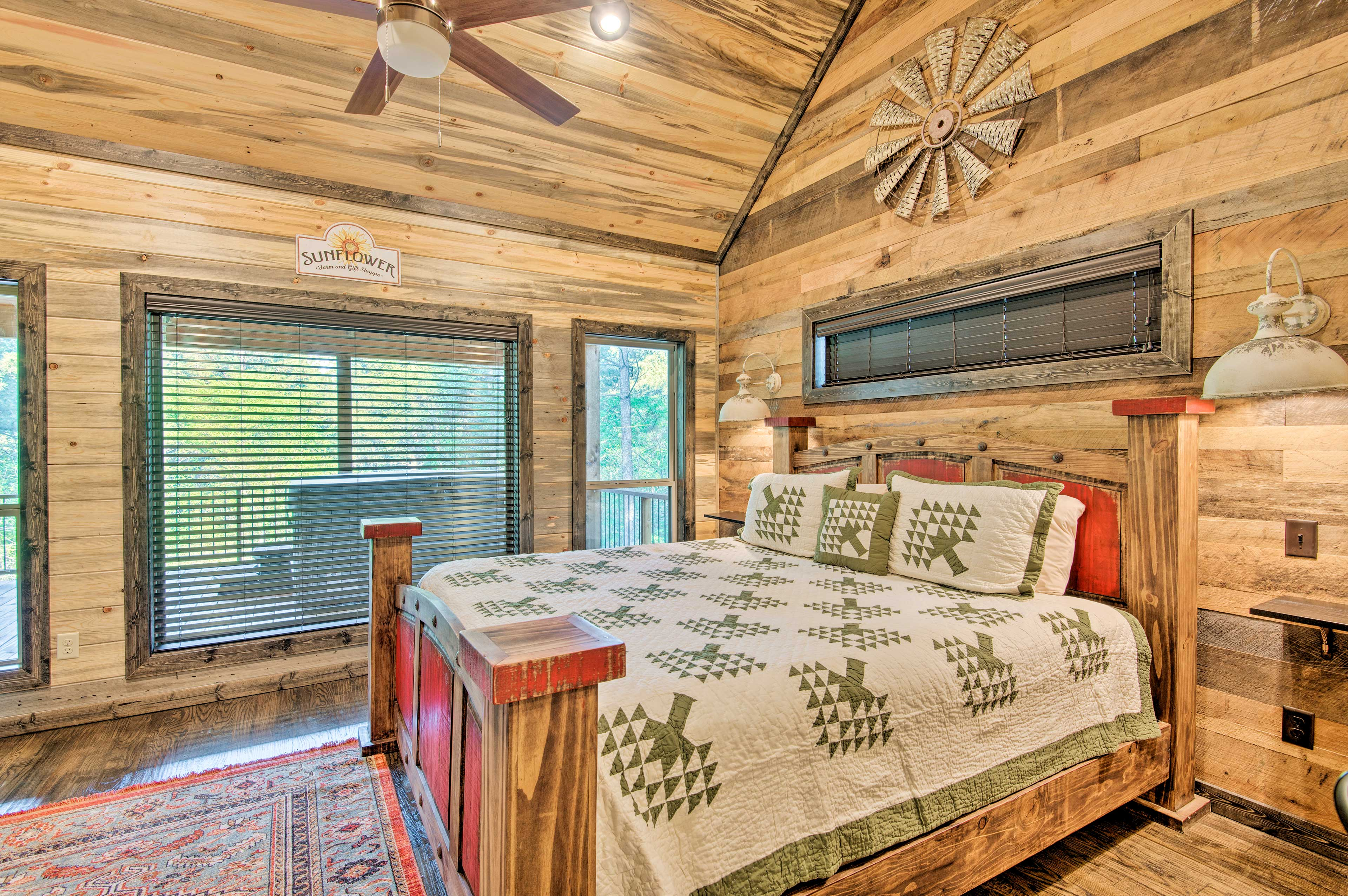 Heads of the household - be sure to claim this immaculate master suite!