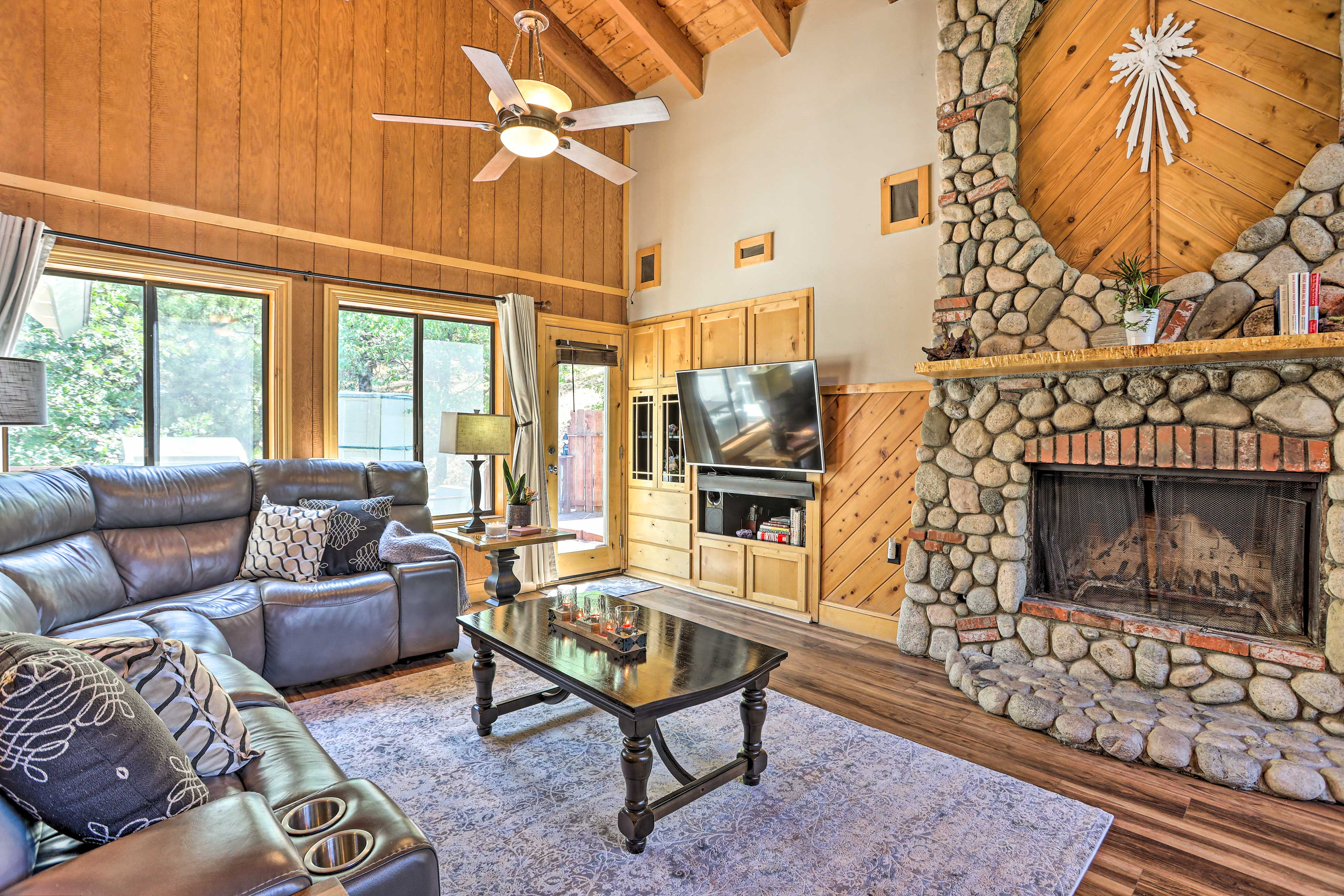 Lake Arrowhead Vacation Rental | 3BR | 2BA | 1,746 Sq Ft | Stairs Required