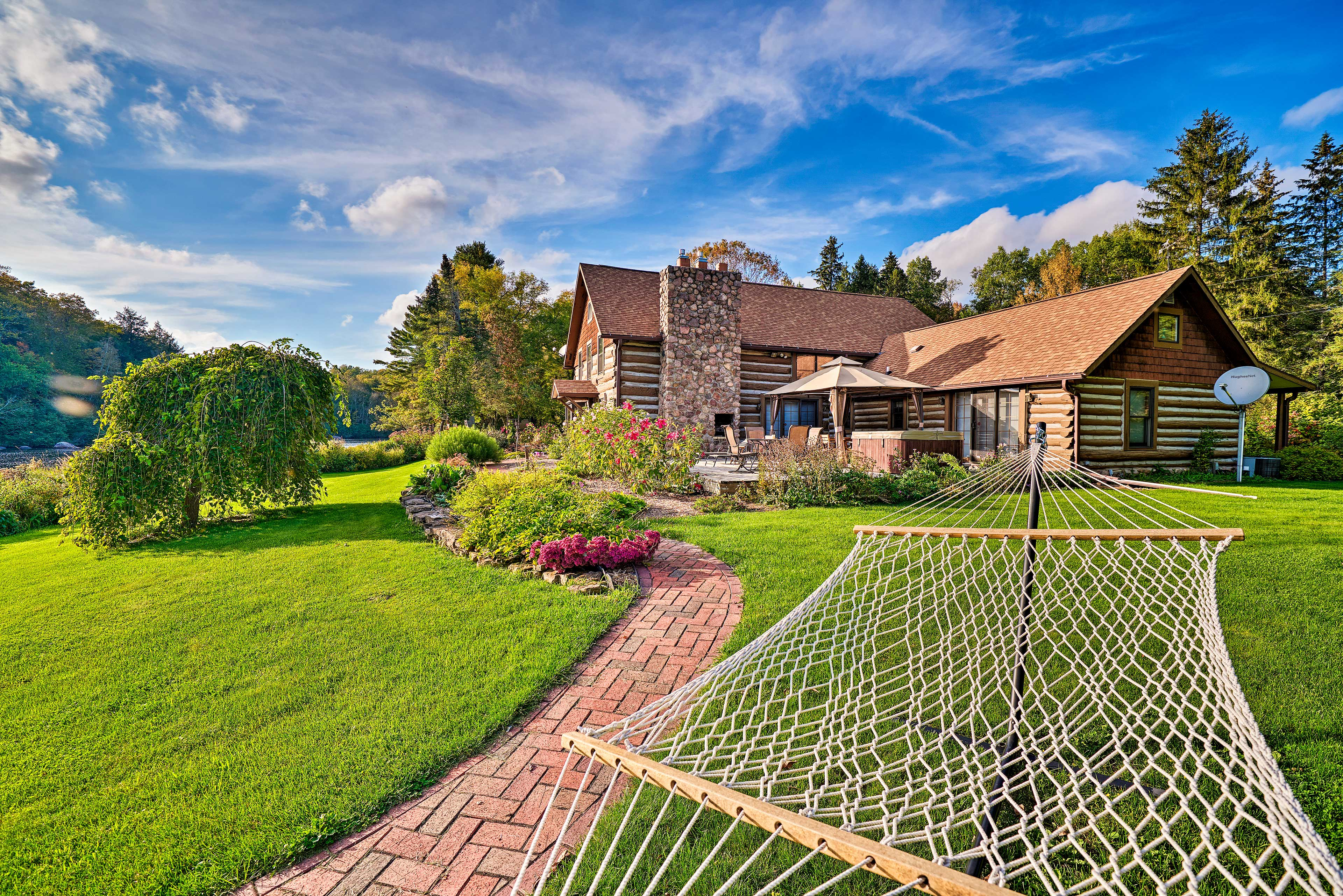 This property is sure to make you feel completely at peace.