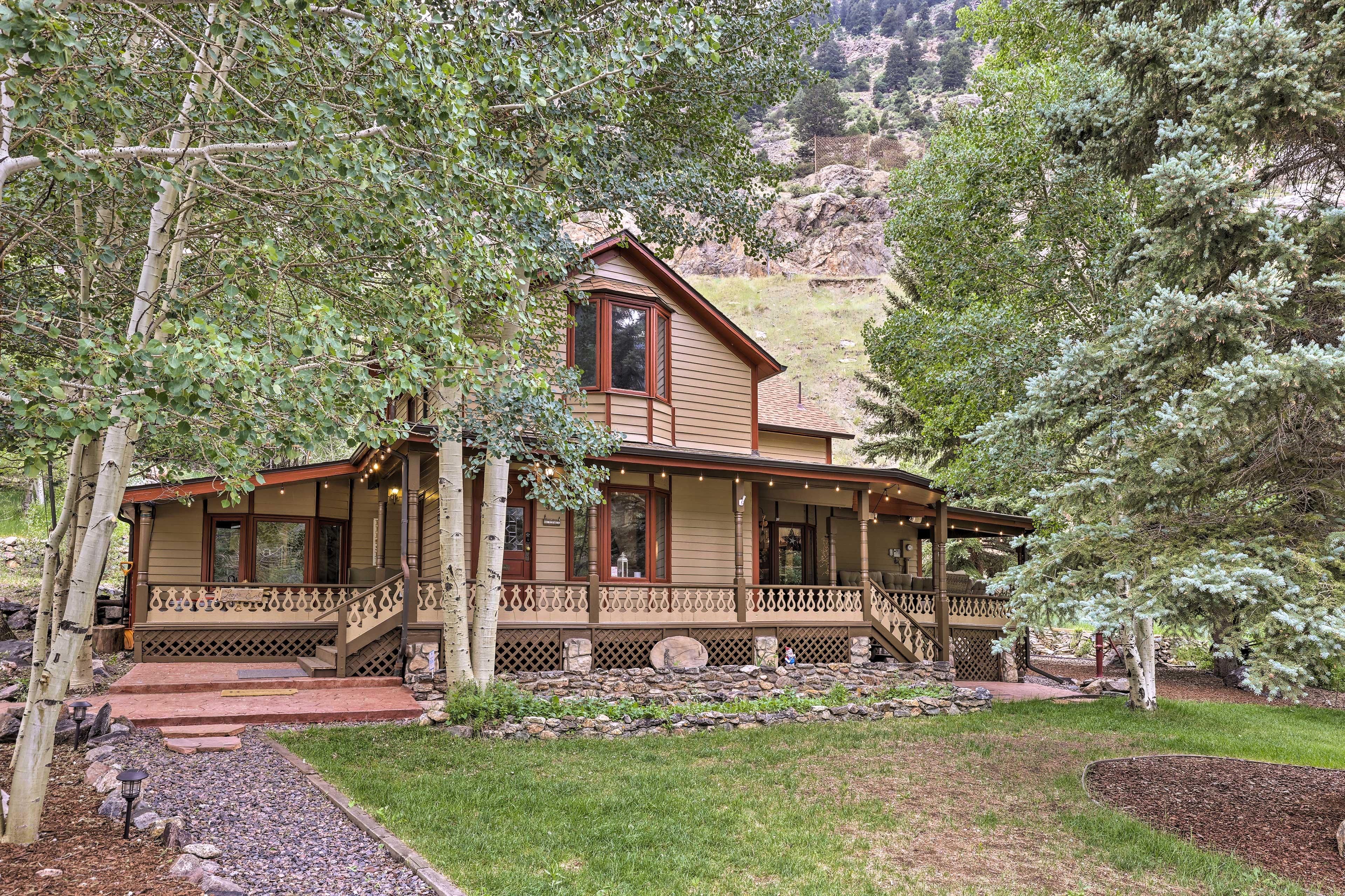Georgetown Vacation Rental   4BR   3BA   2,025 Sq Ft   2 Stories