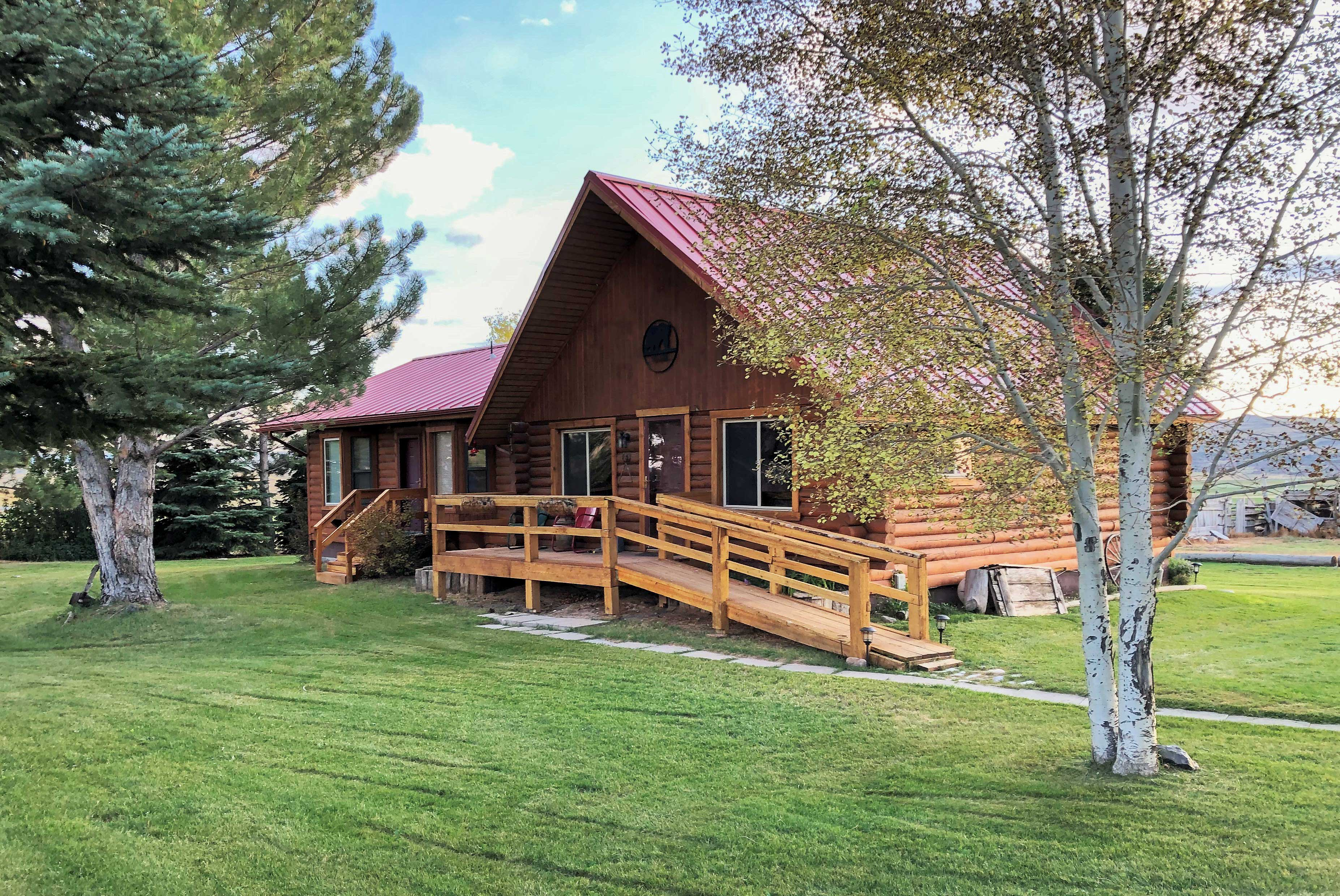 Escape to Utah and stay at 'Wayne County Retreat!'