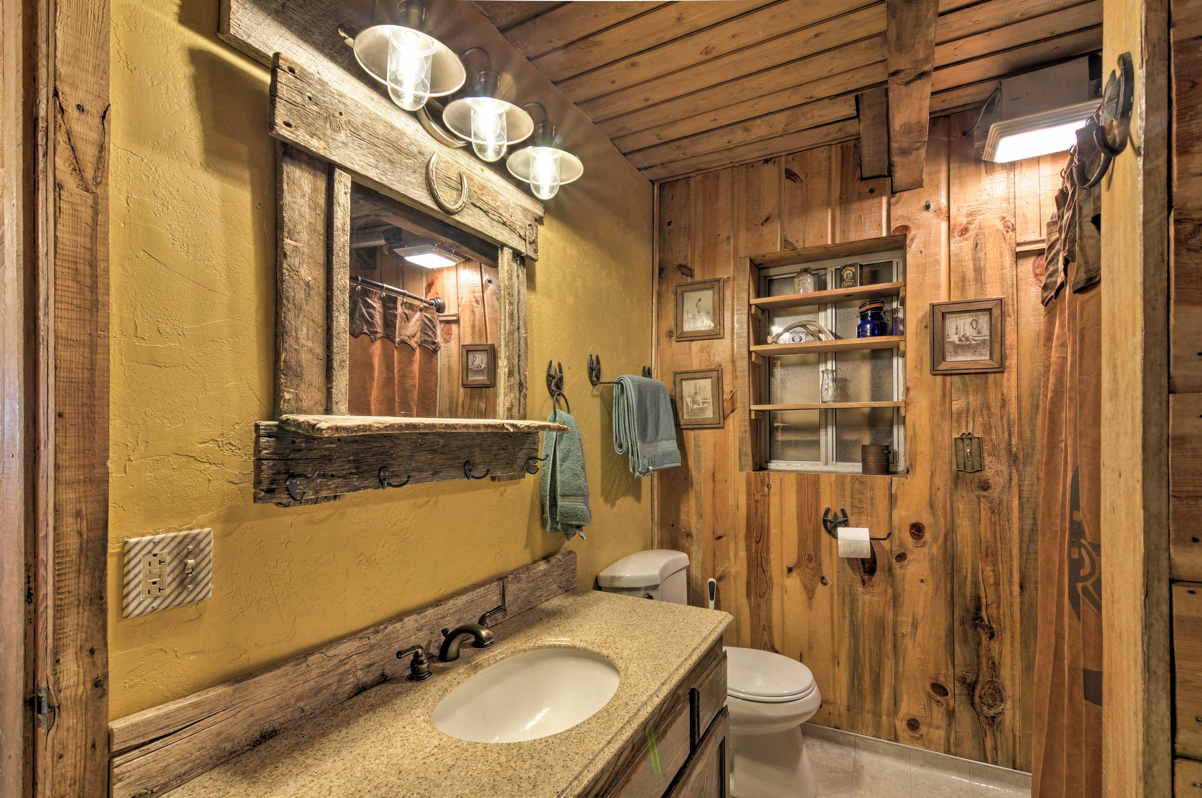 This home has 3 full bathrooms.