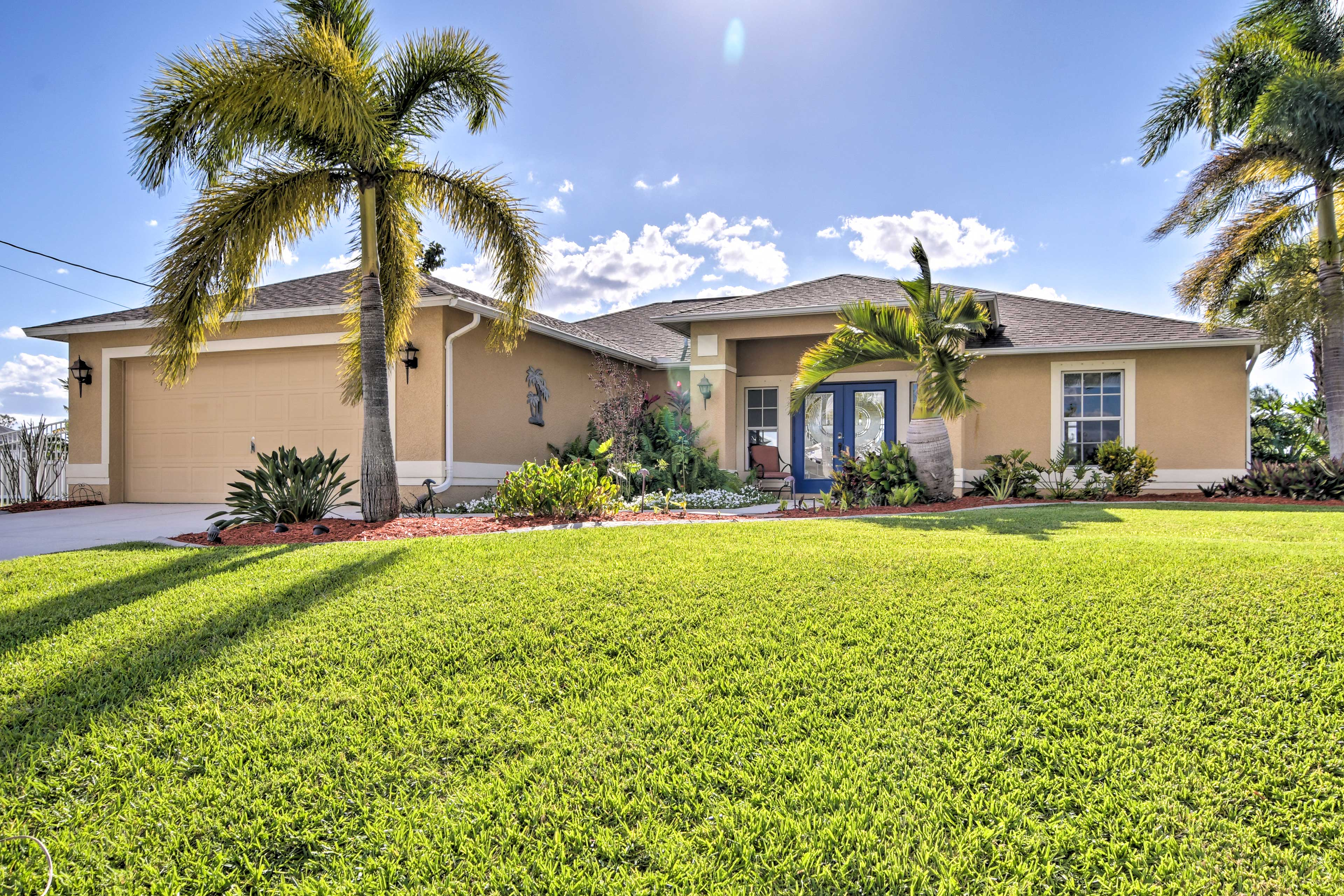 A wonderful Florida getaway awaits for the whole family!