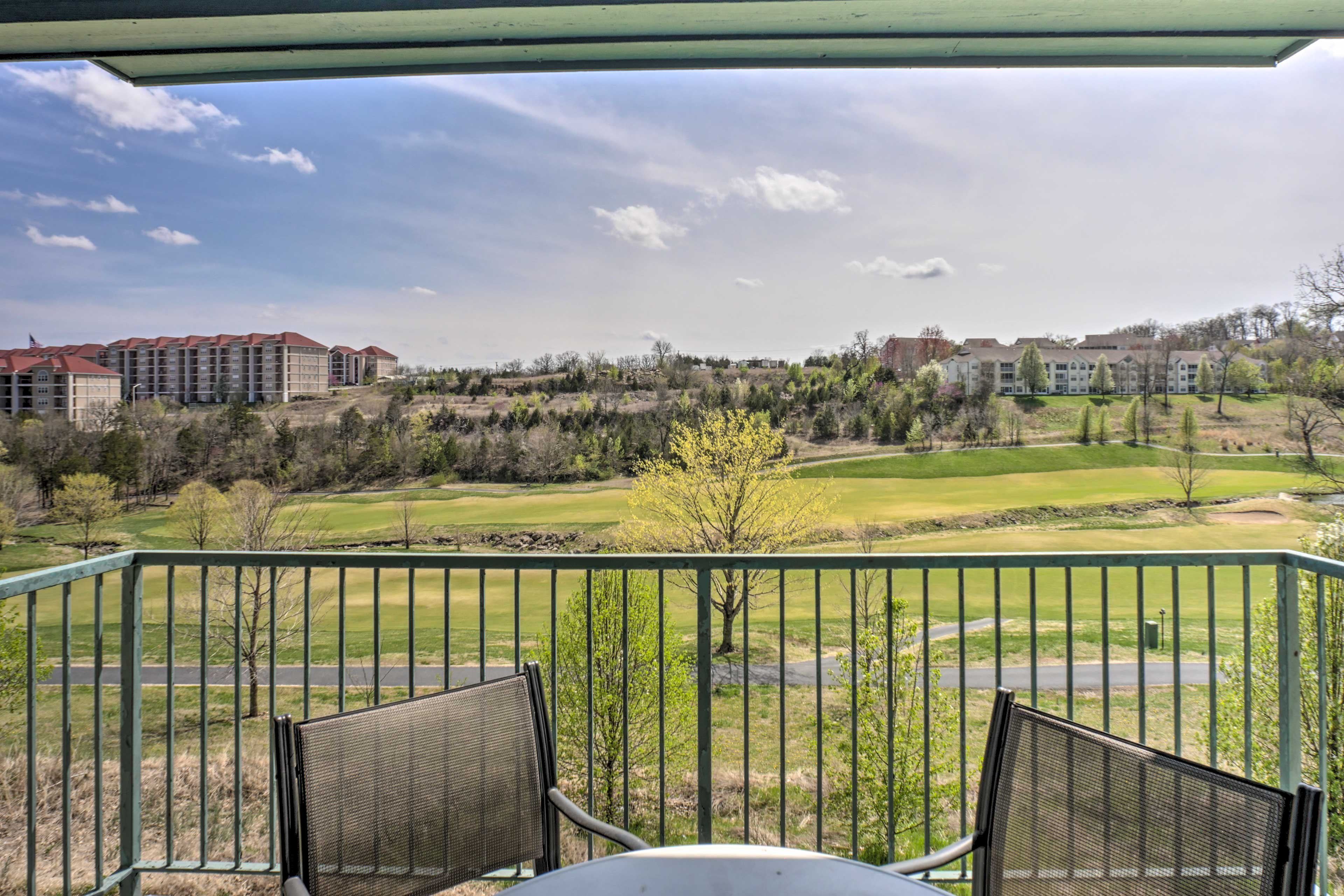 Plan an exciting getaway to this Branson vacation rental condo!