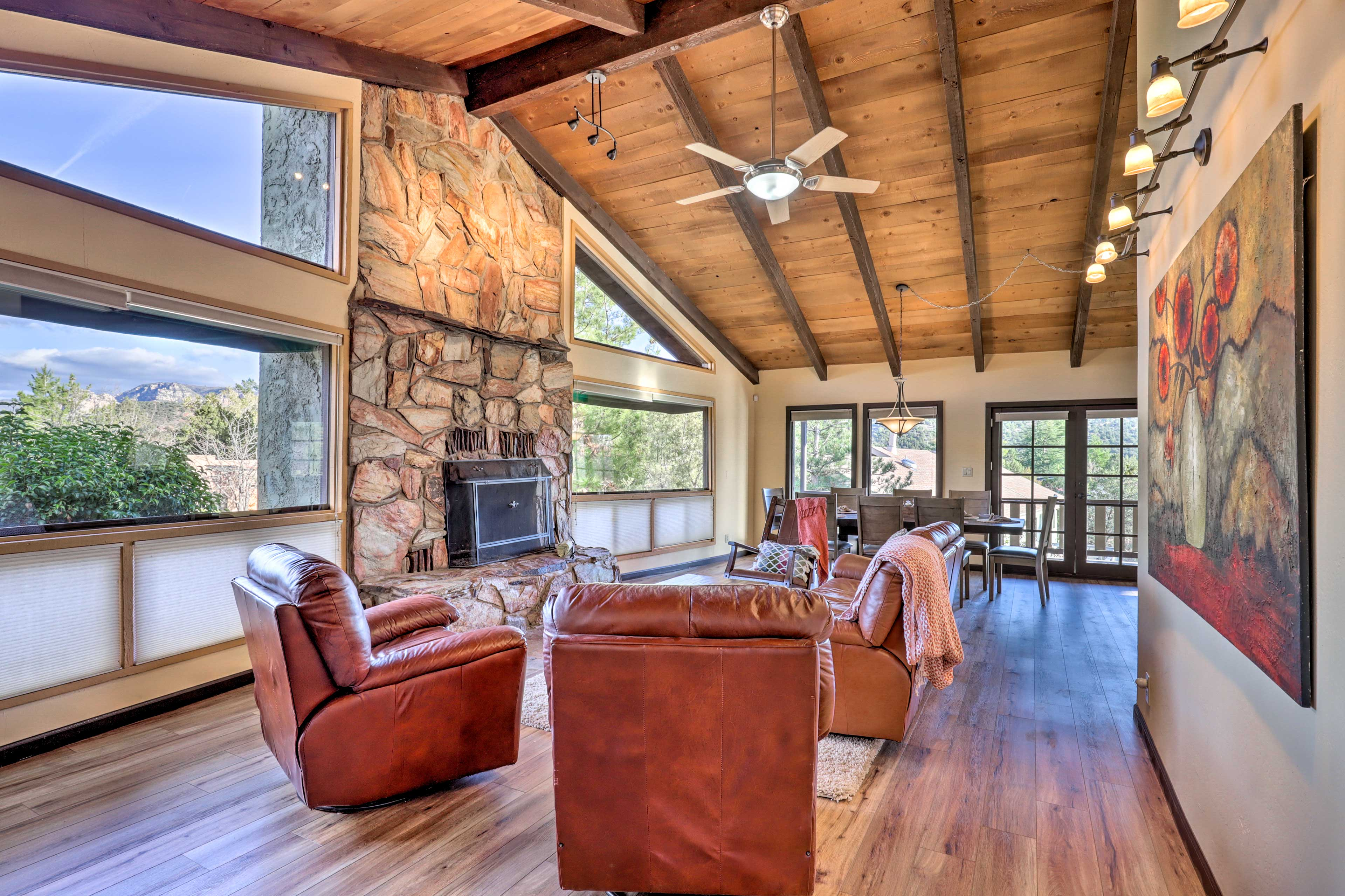 Find your home-away-from-home in this West Sedona vacation rental!
