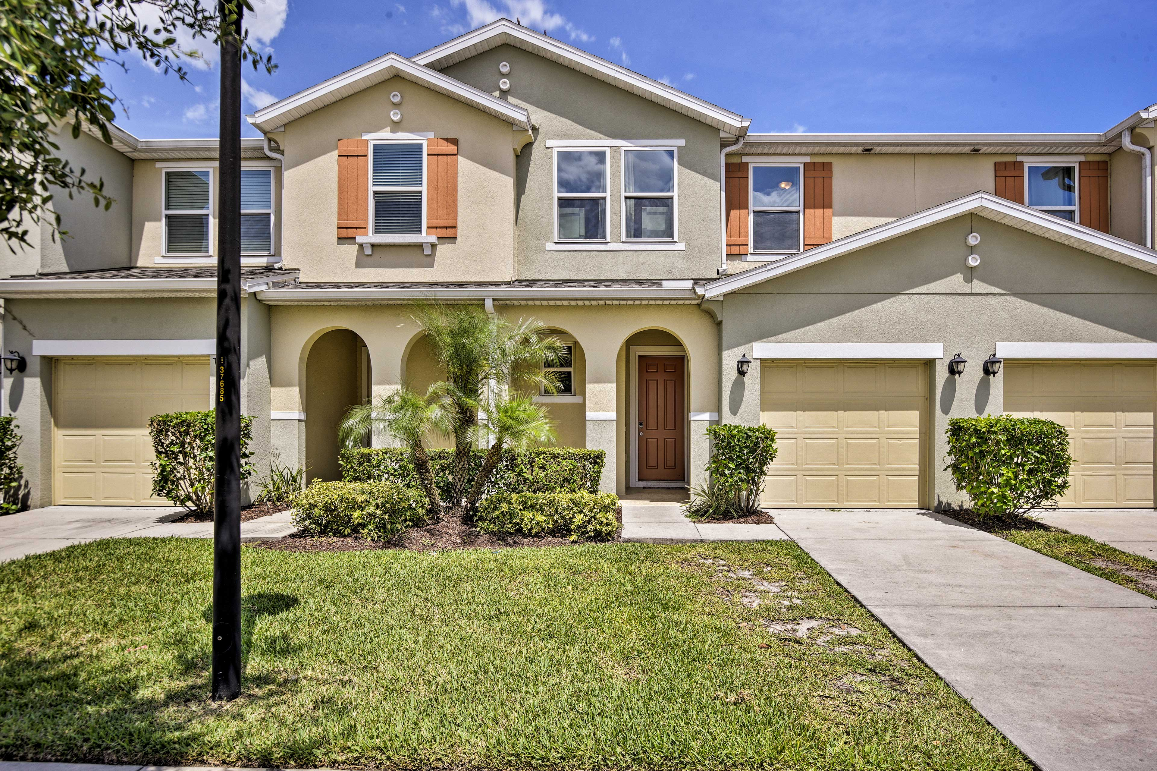 This vacation rental in Kissimmee is the perfect home base for Disney adventures