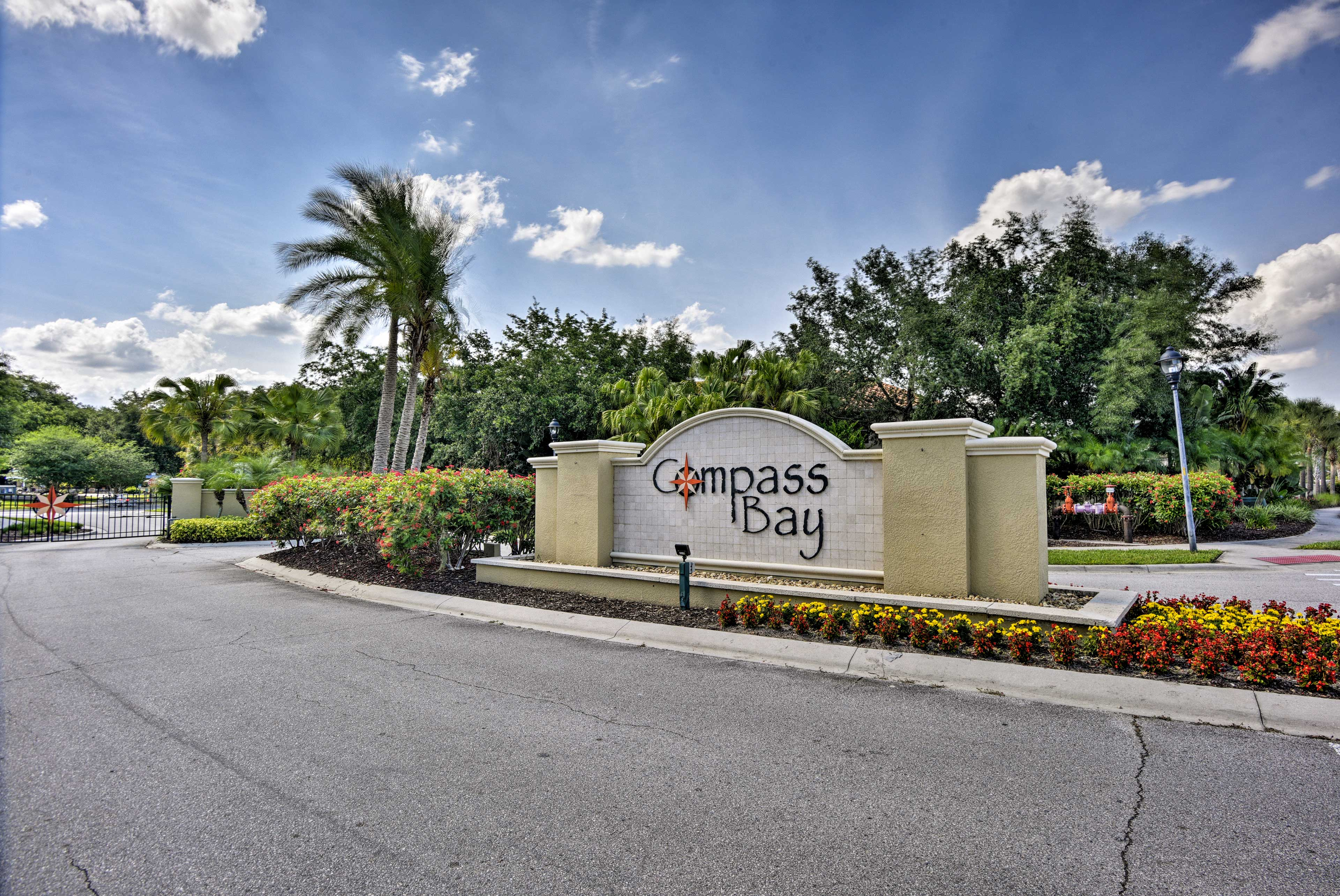 Get ready for an amazing stay in Compass Bay!