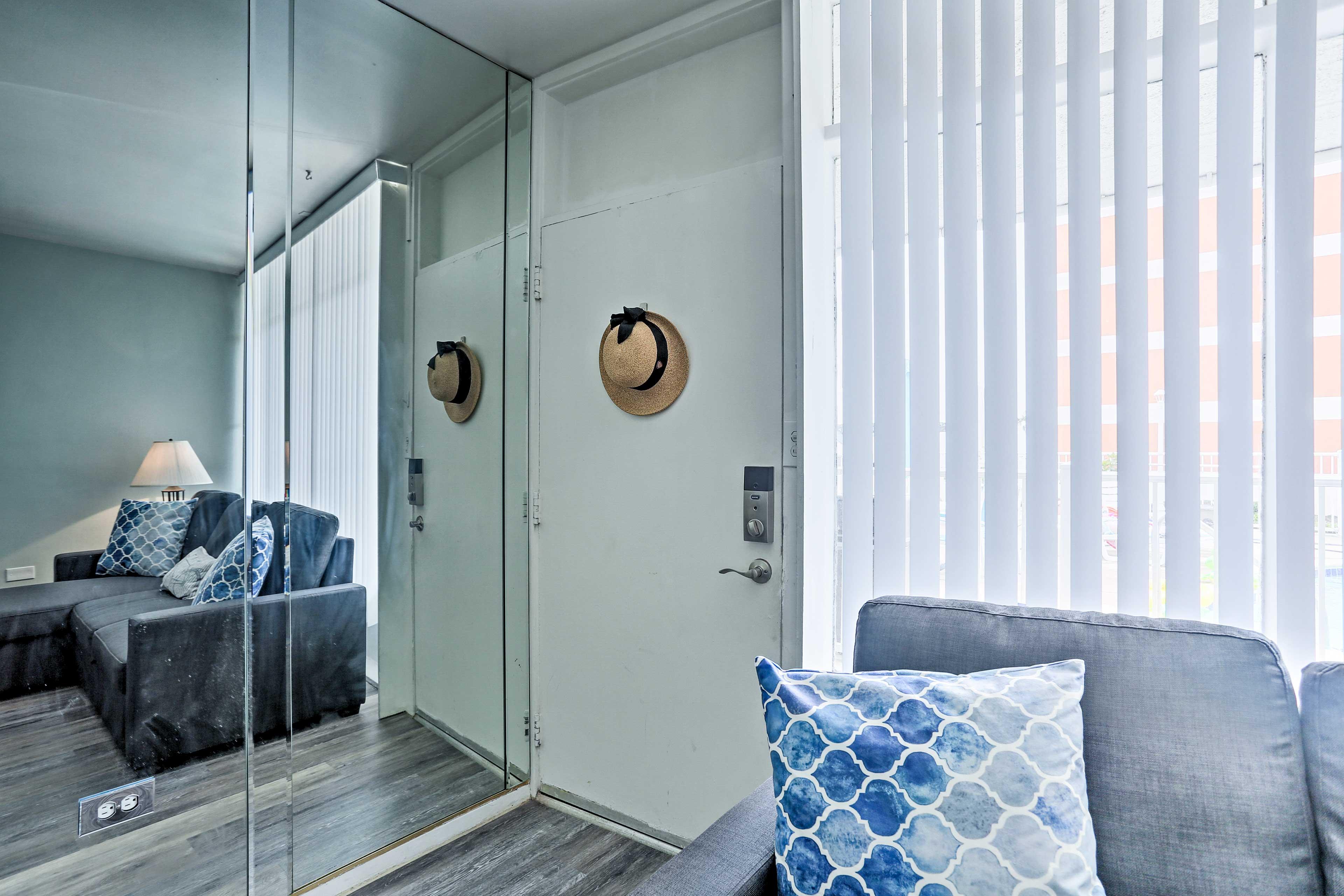 Open the door to enjoy Virginia Beach - just steps from the front door!