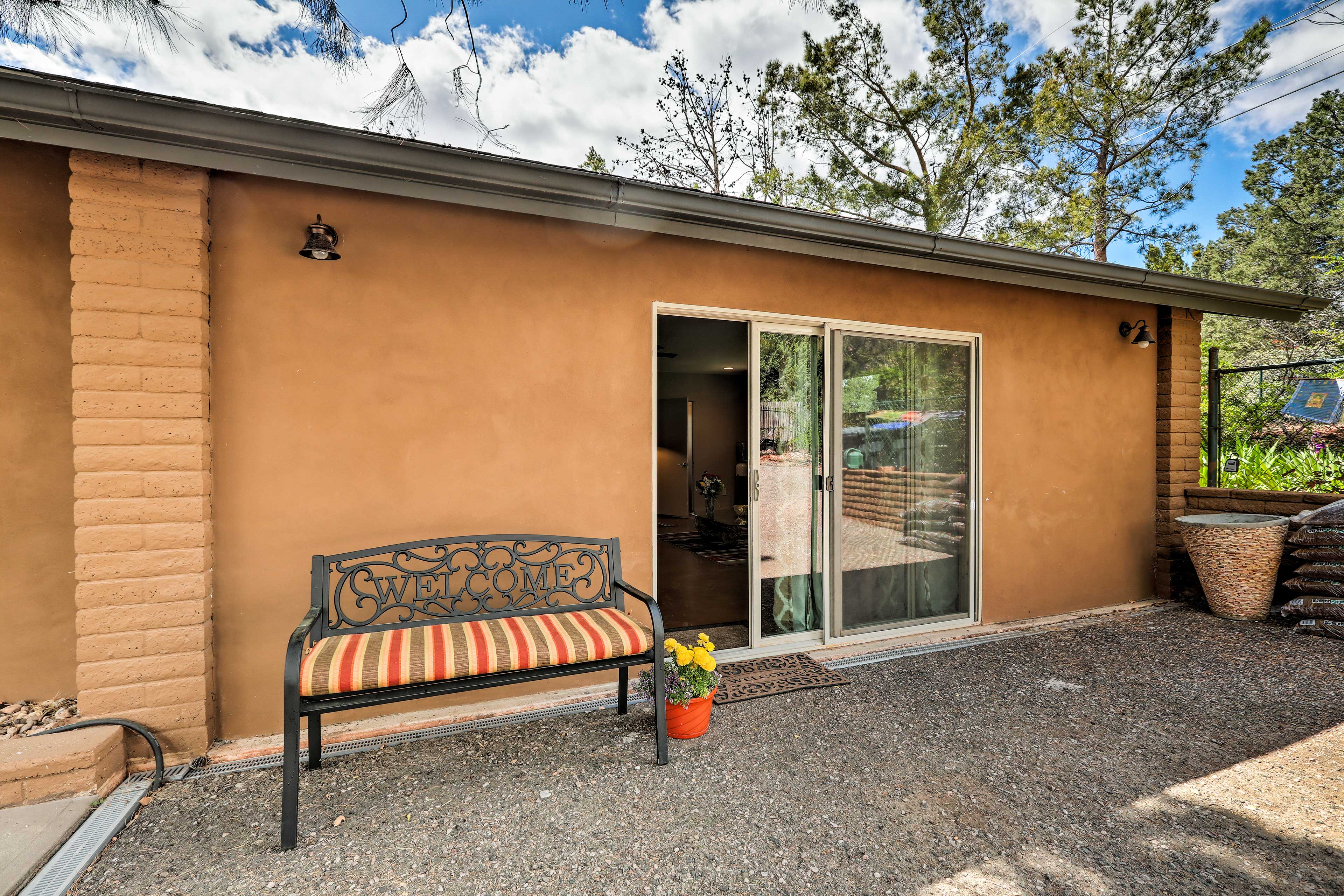 Welcome to your Sedona home-away-from-home!