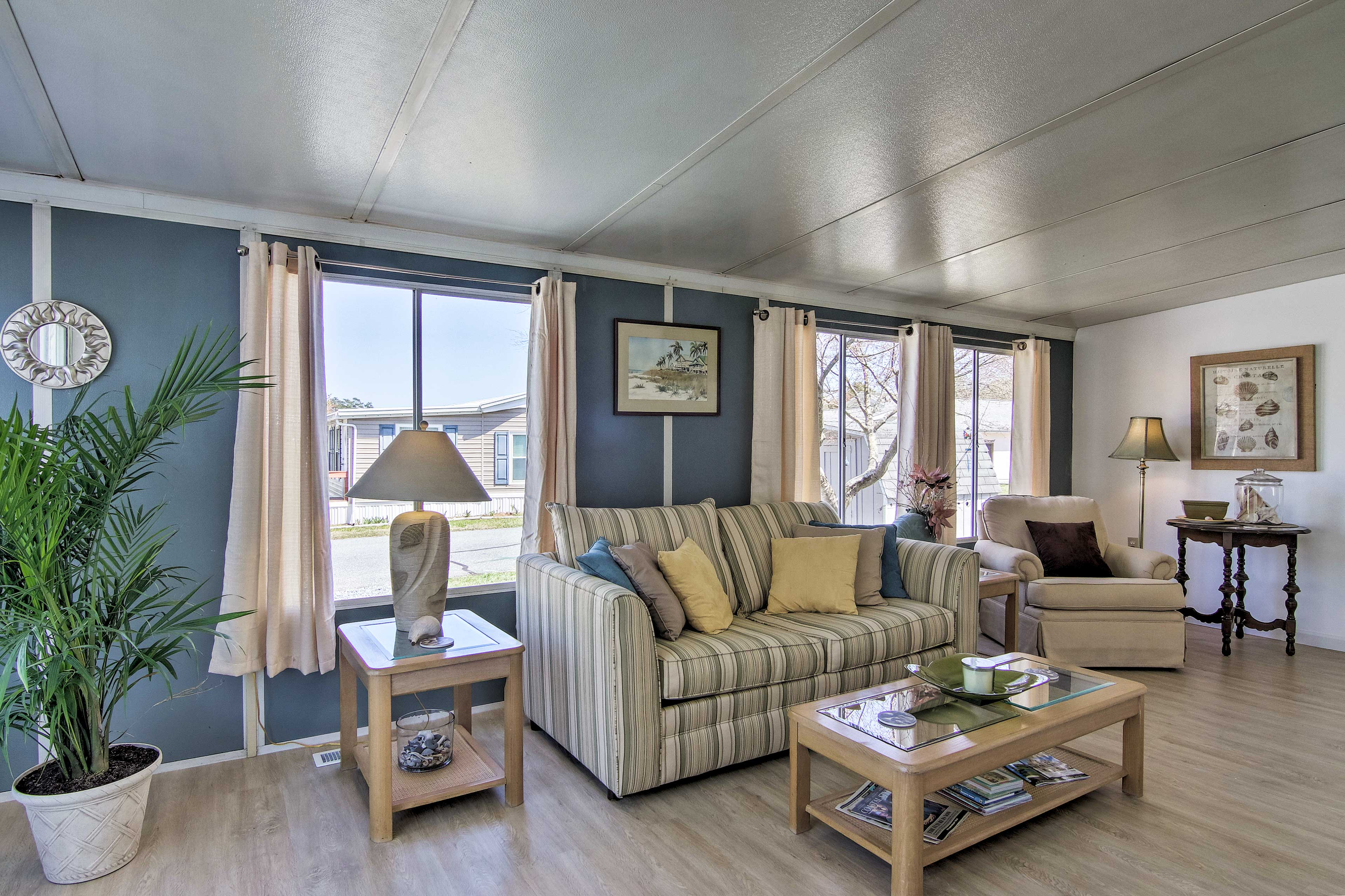A relaxing bayside escape awaits in this newly renovated Berlin vacation rental!