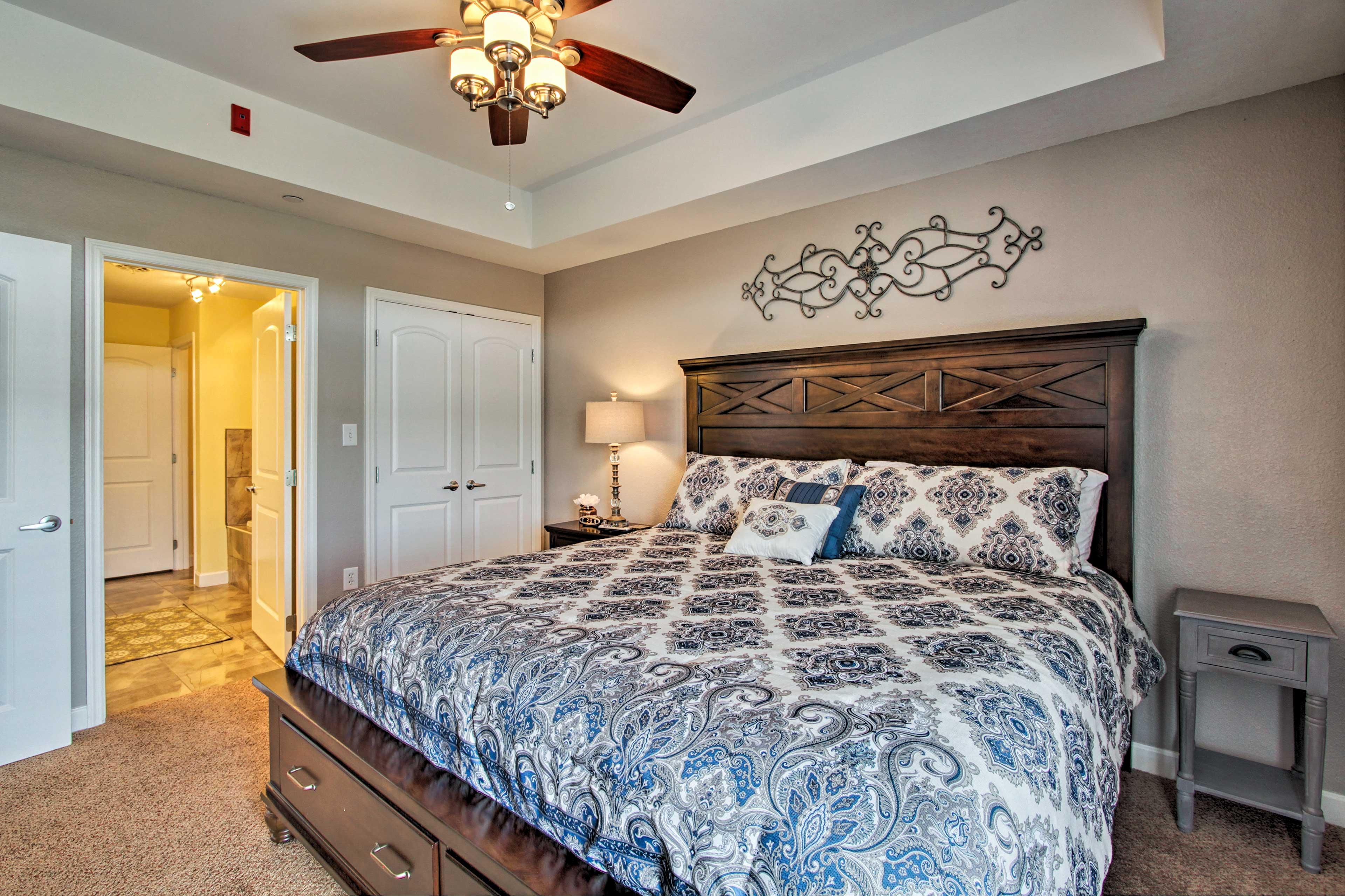 Bedroom 1 | En-Suite Bathroom