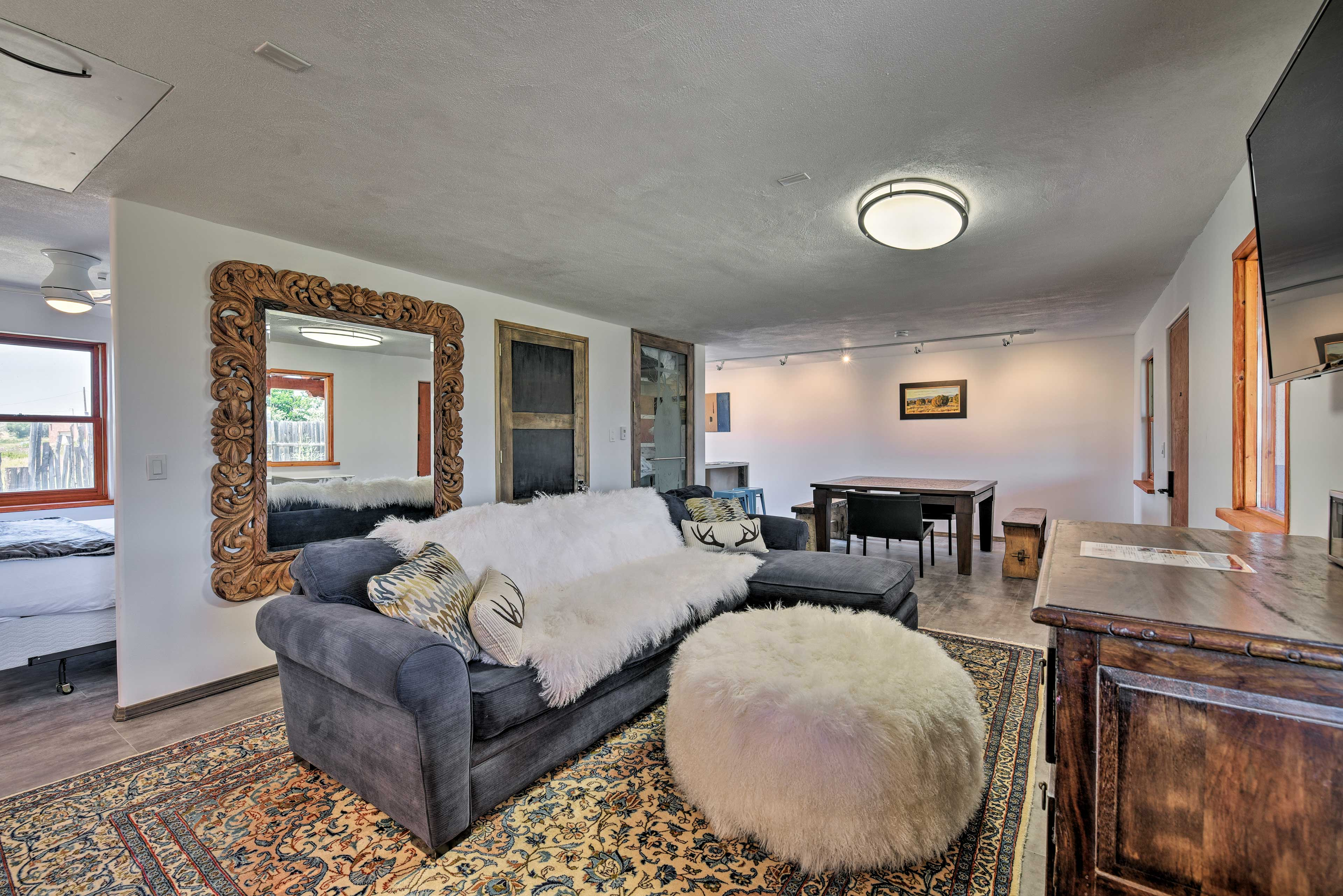 This home combines local charm with modern amenities.