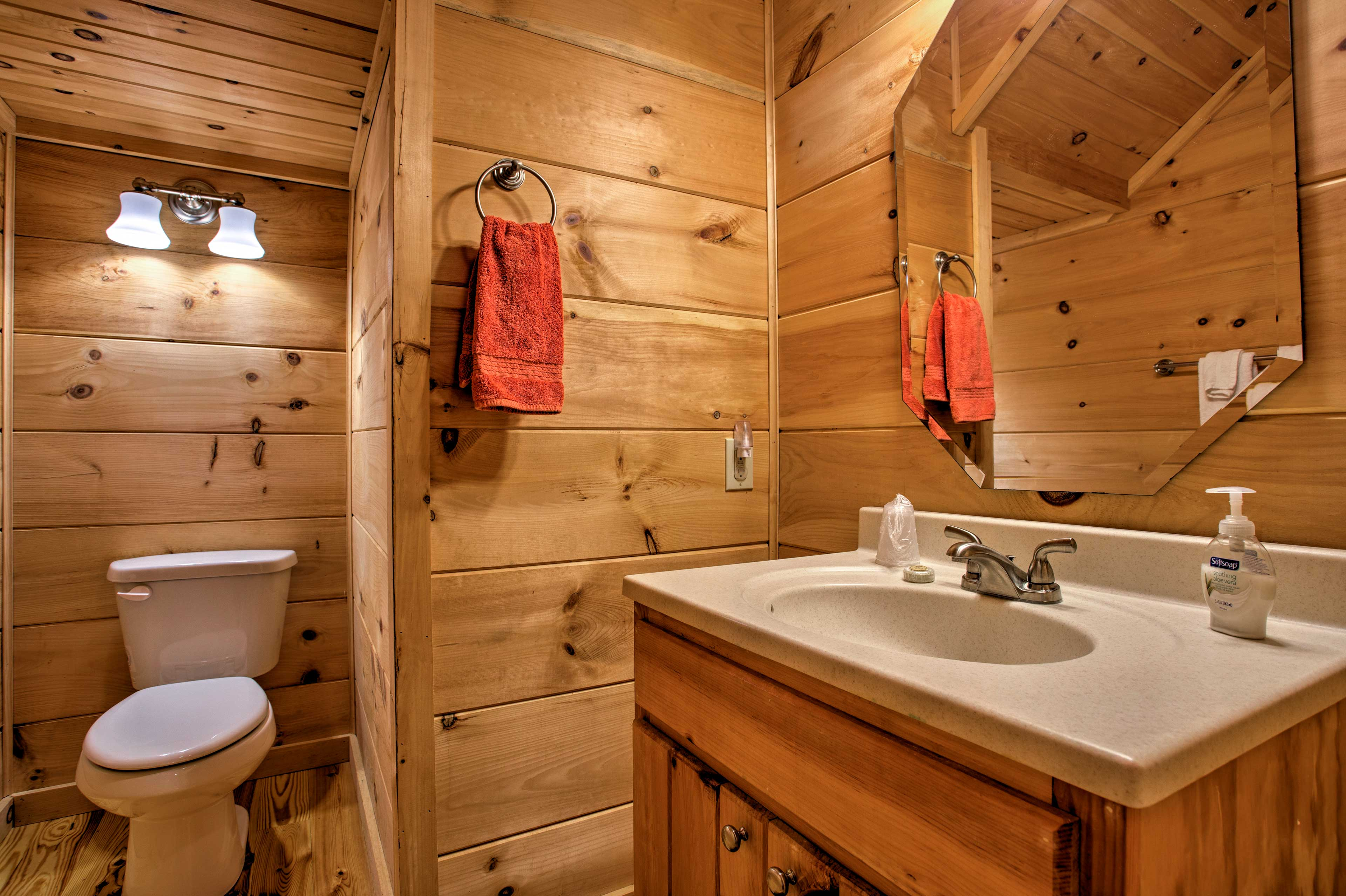 This home has 4 full baths and 2 half baths.