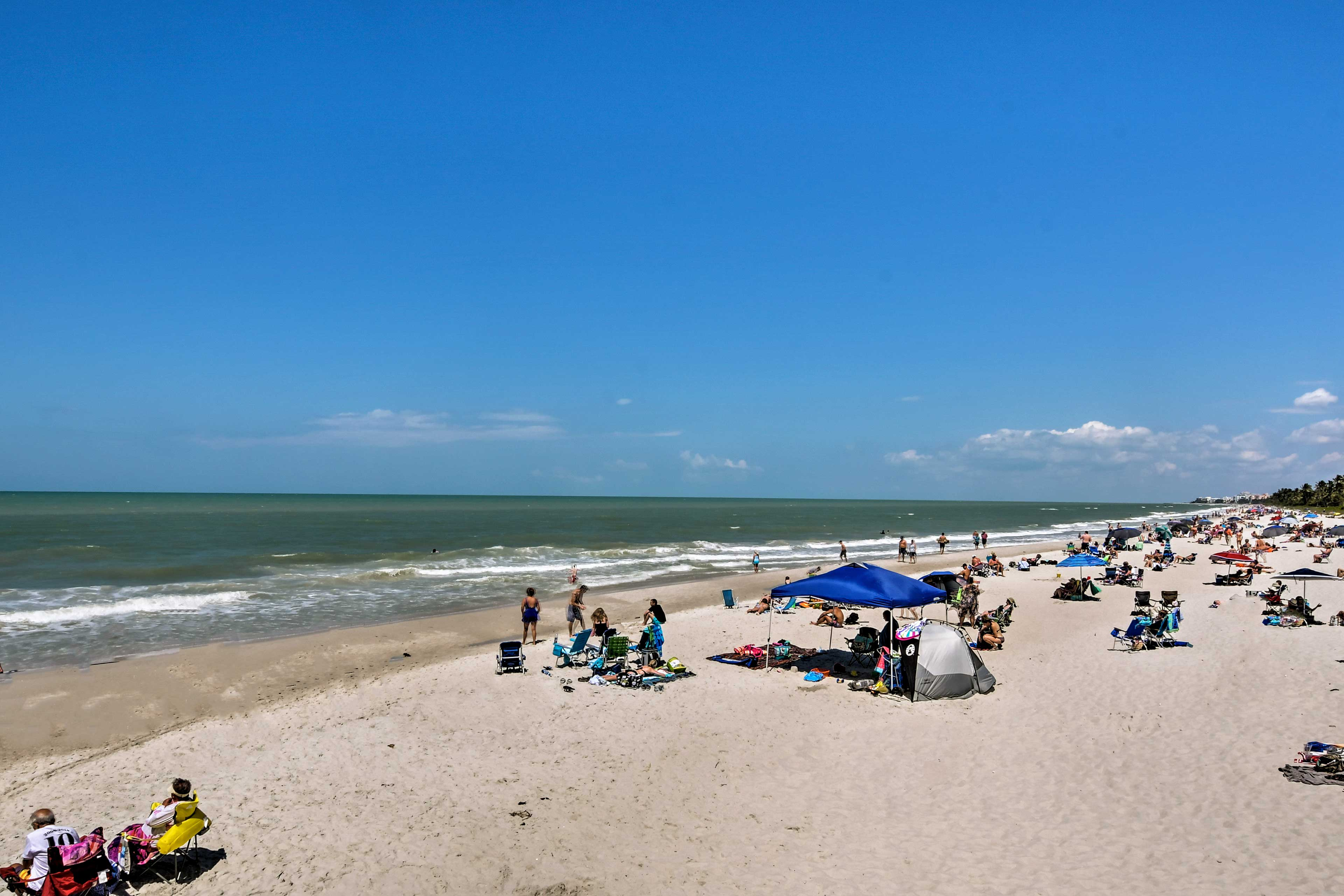 Sunny Florida days await.
