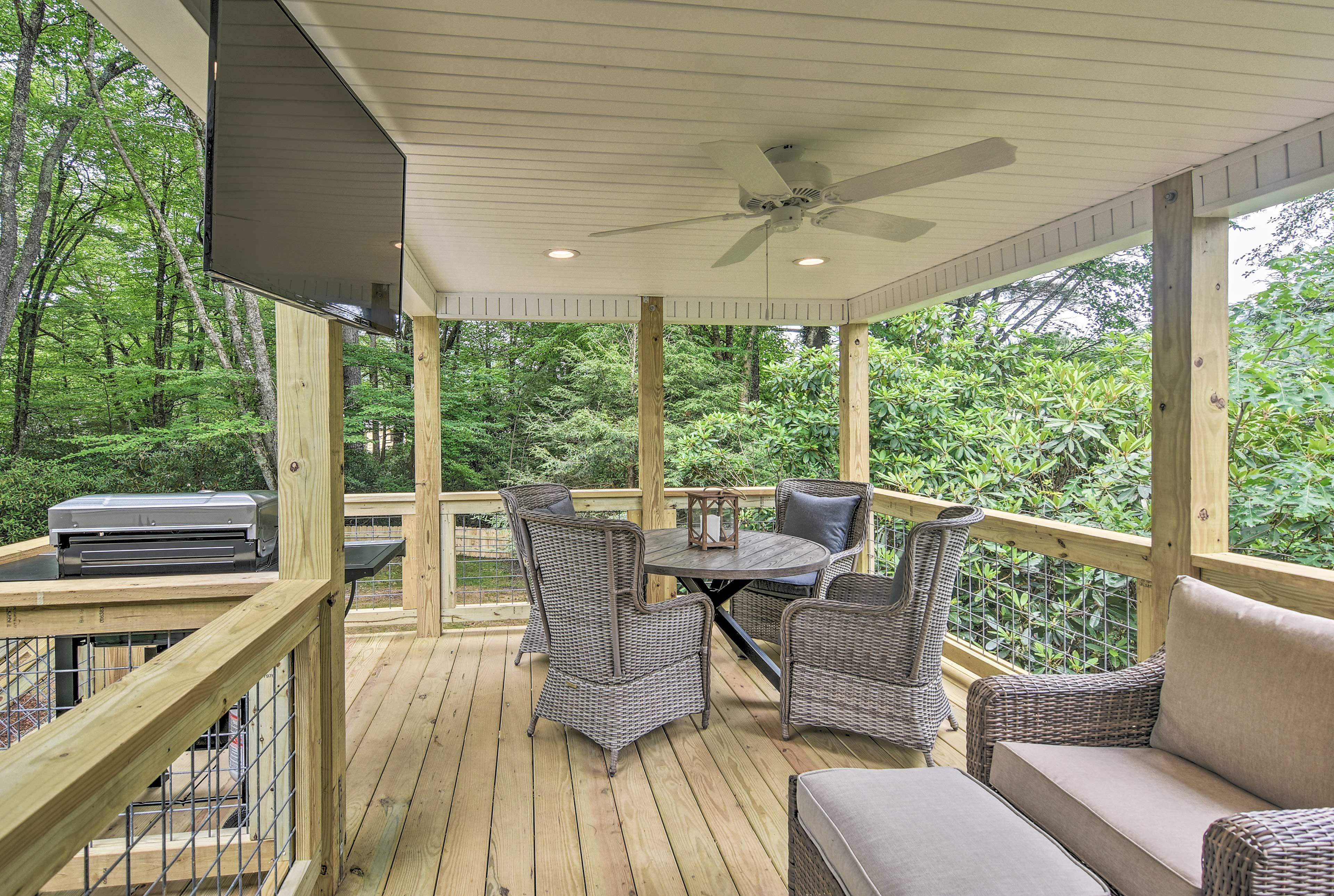 Experience the best of Blowing Rock from this vacation rental home!