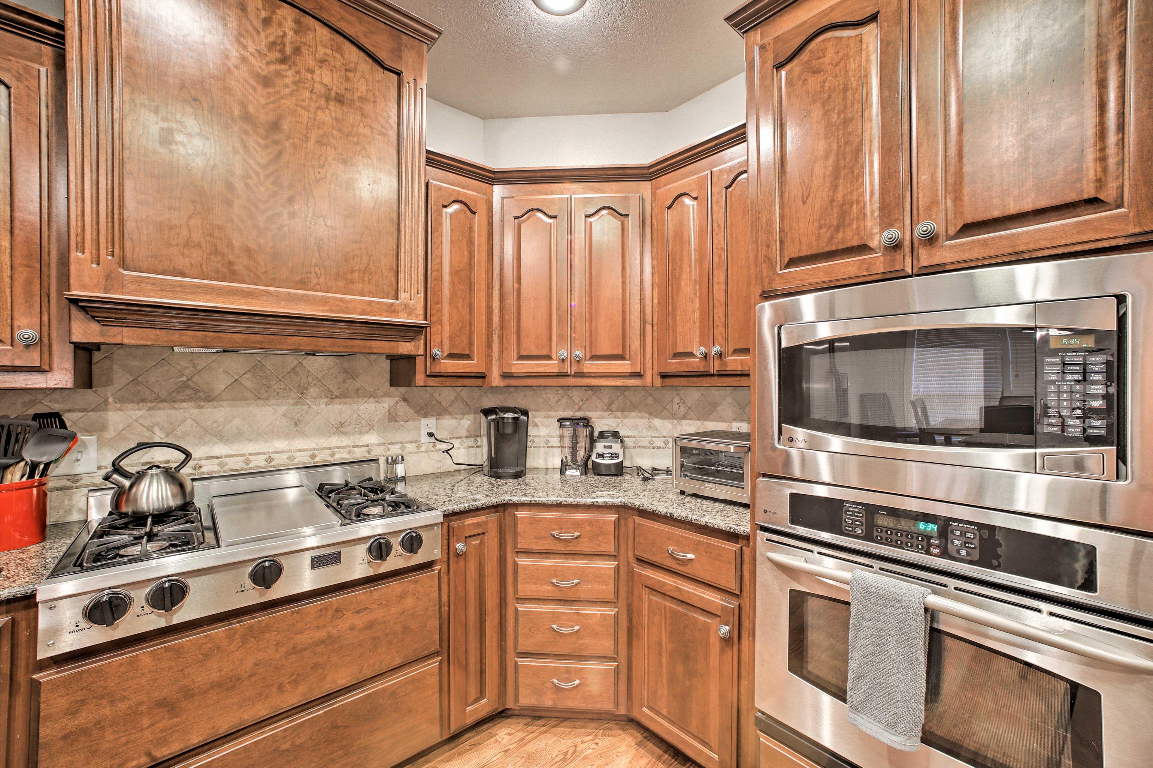 Kitchen   Stainless Steel Appliances
