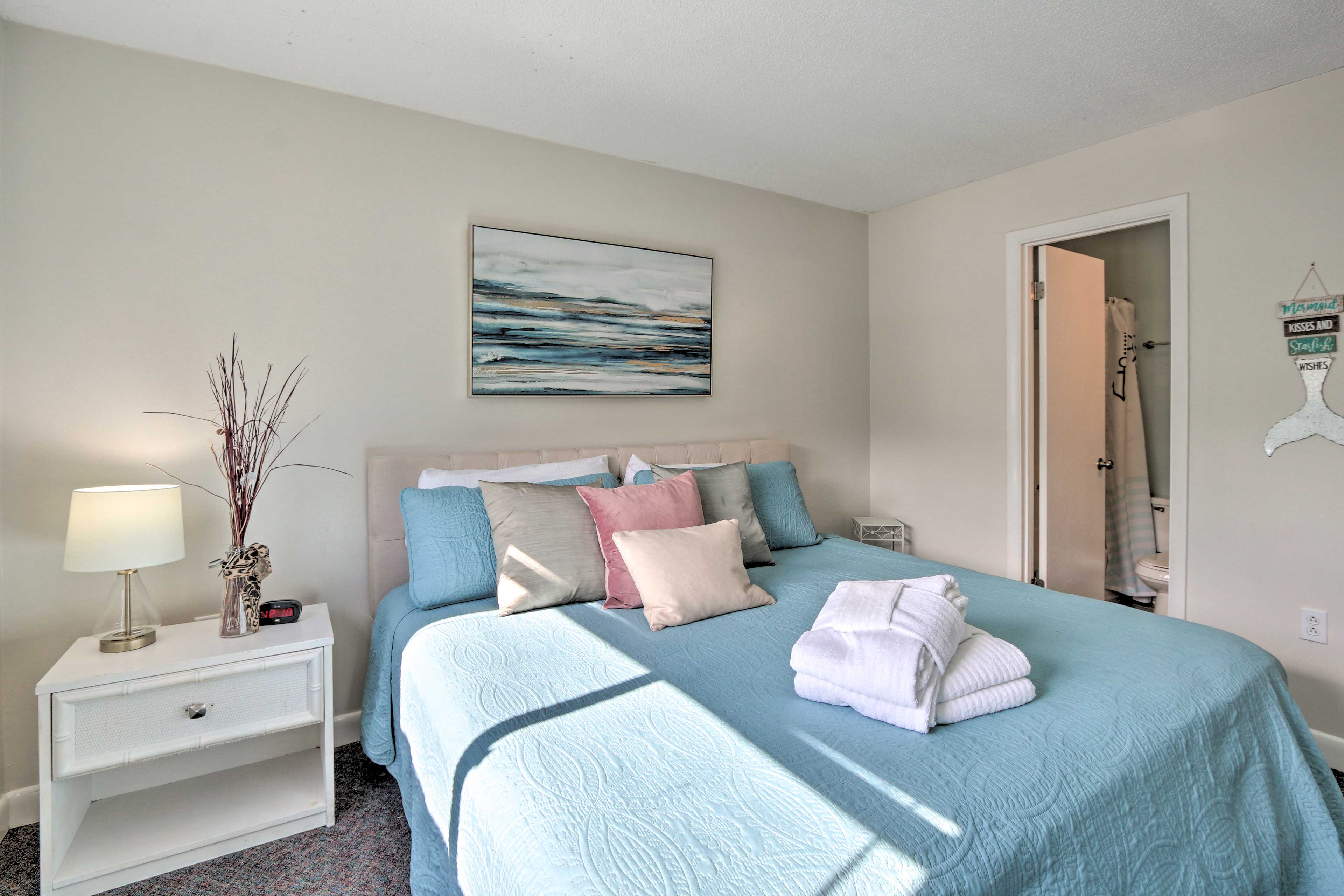 This room is a great for a couple!