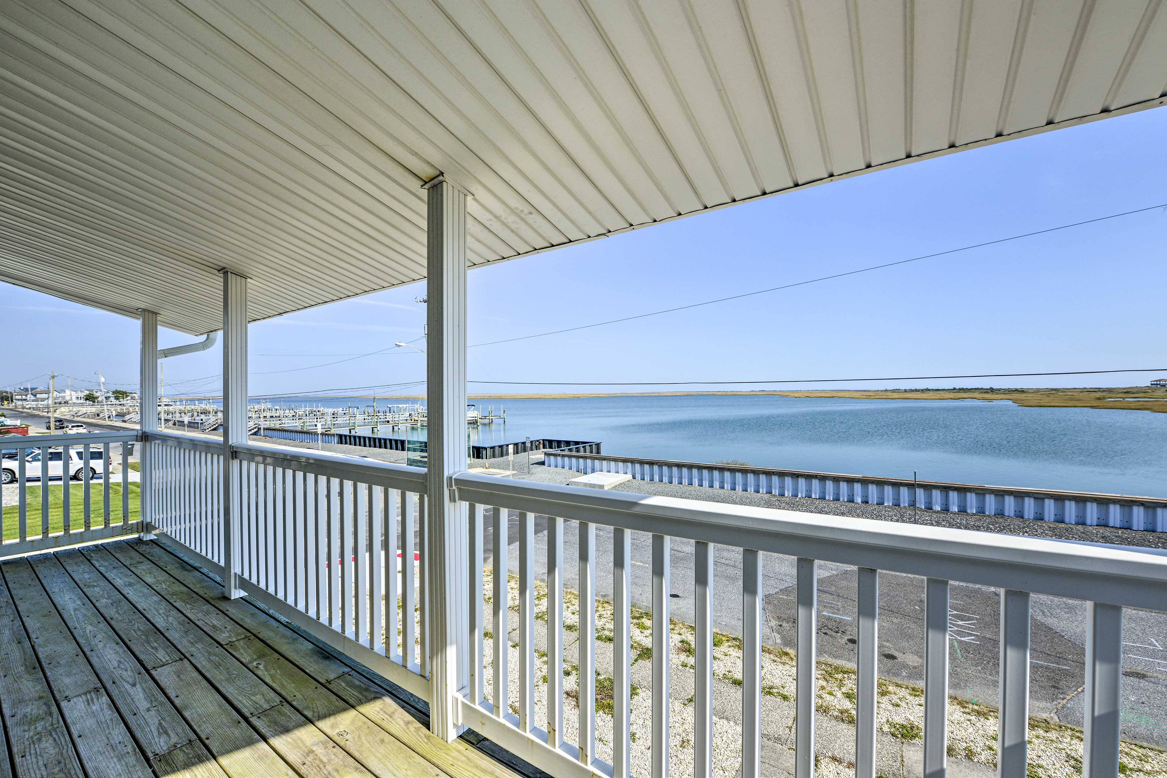 Enjoy a beach vacation to Brigantine, New Jersey!