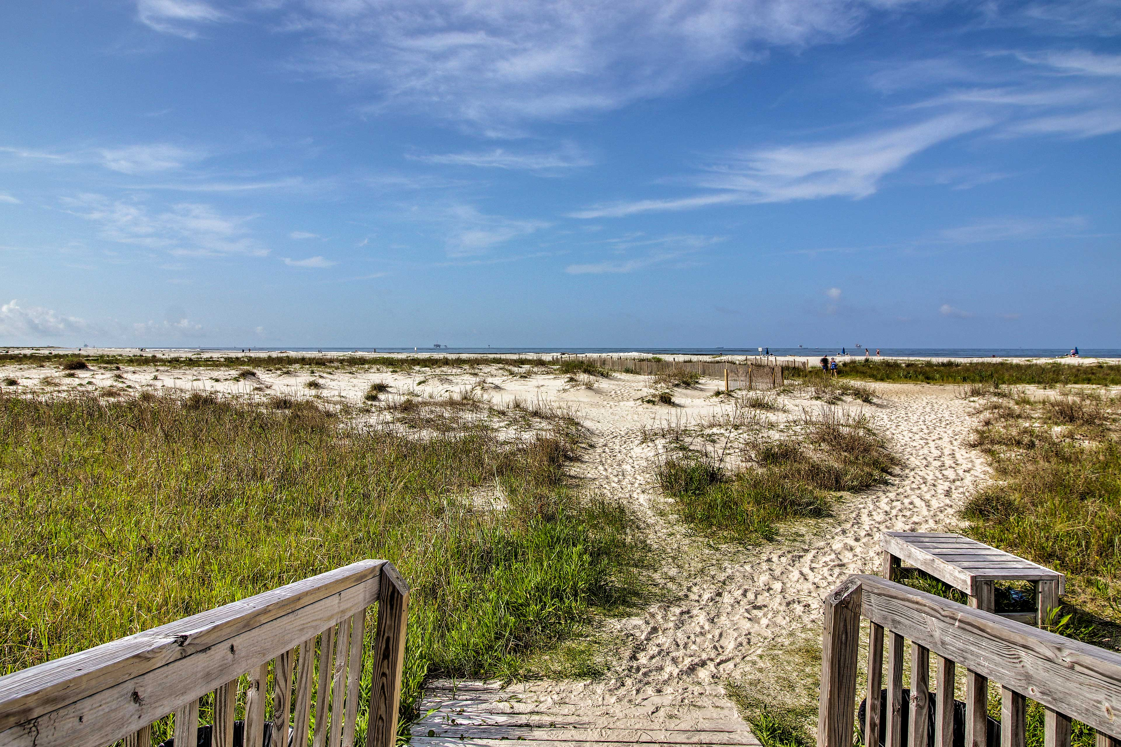 A fun-filled beach retreat awaits you at this gulf front condo!