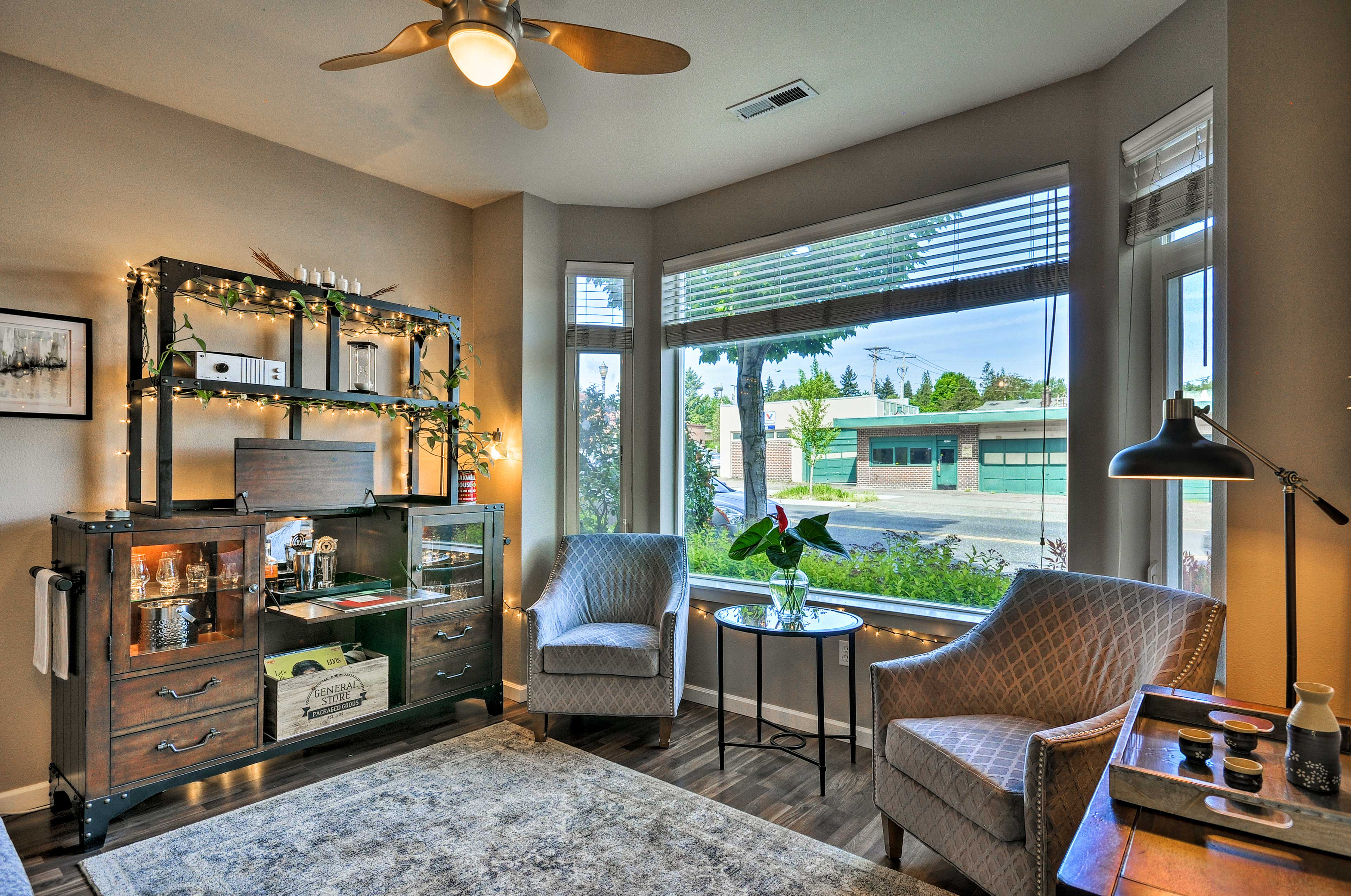 This vacation rental is ideal for small groups and families!