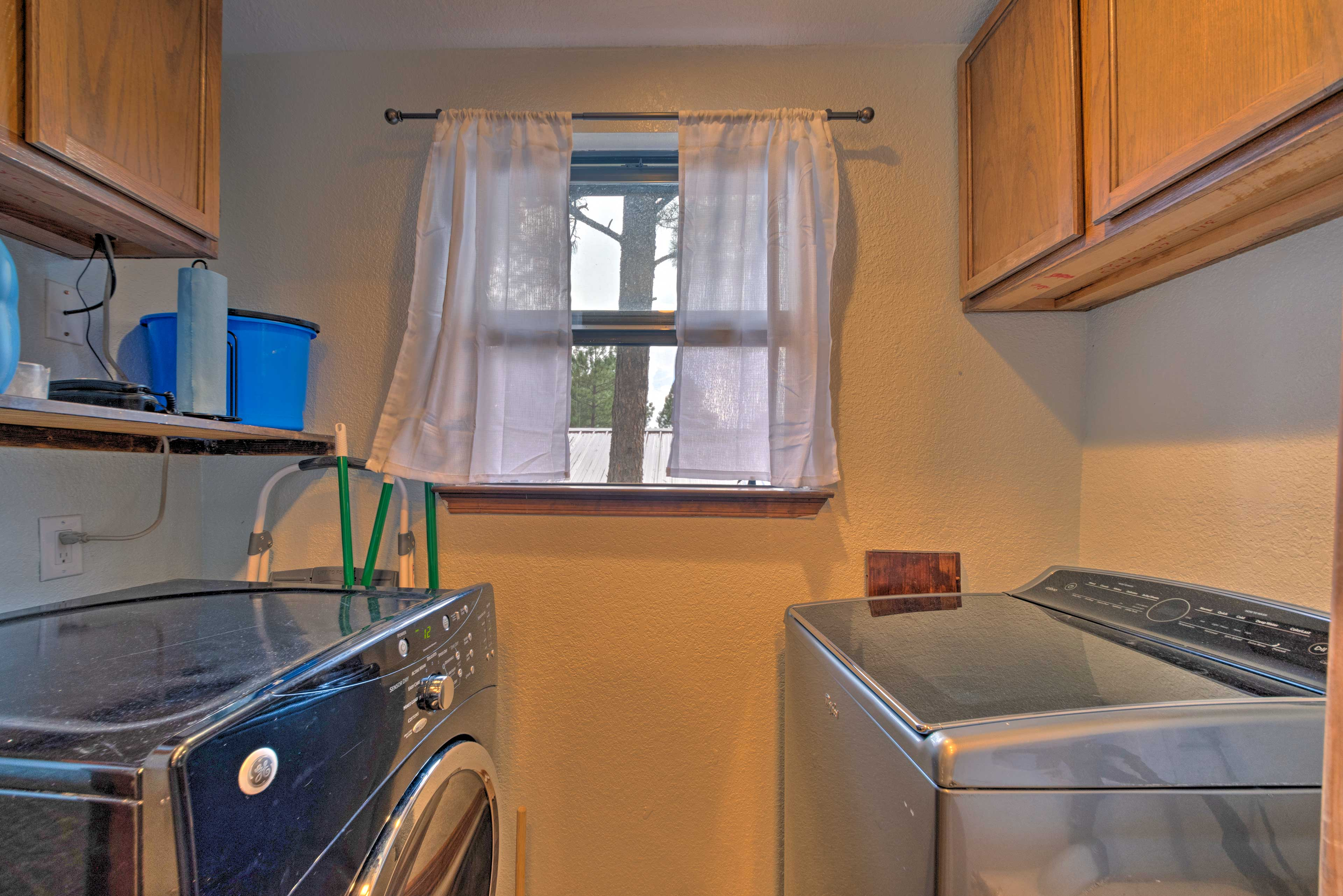 Washer/Dryer