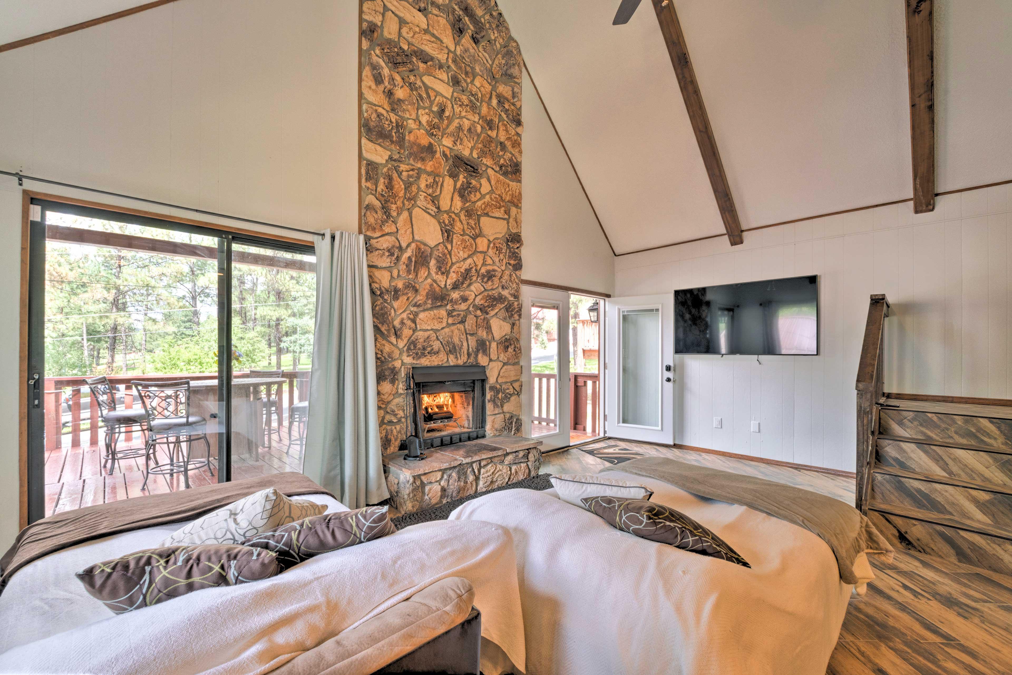 Living Room | 2 Sleeper Sofas
