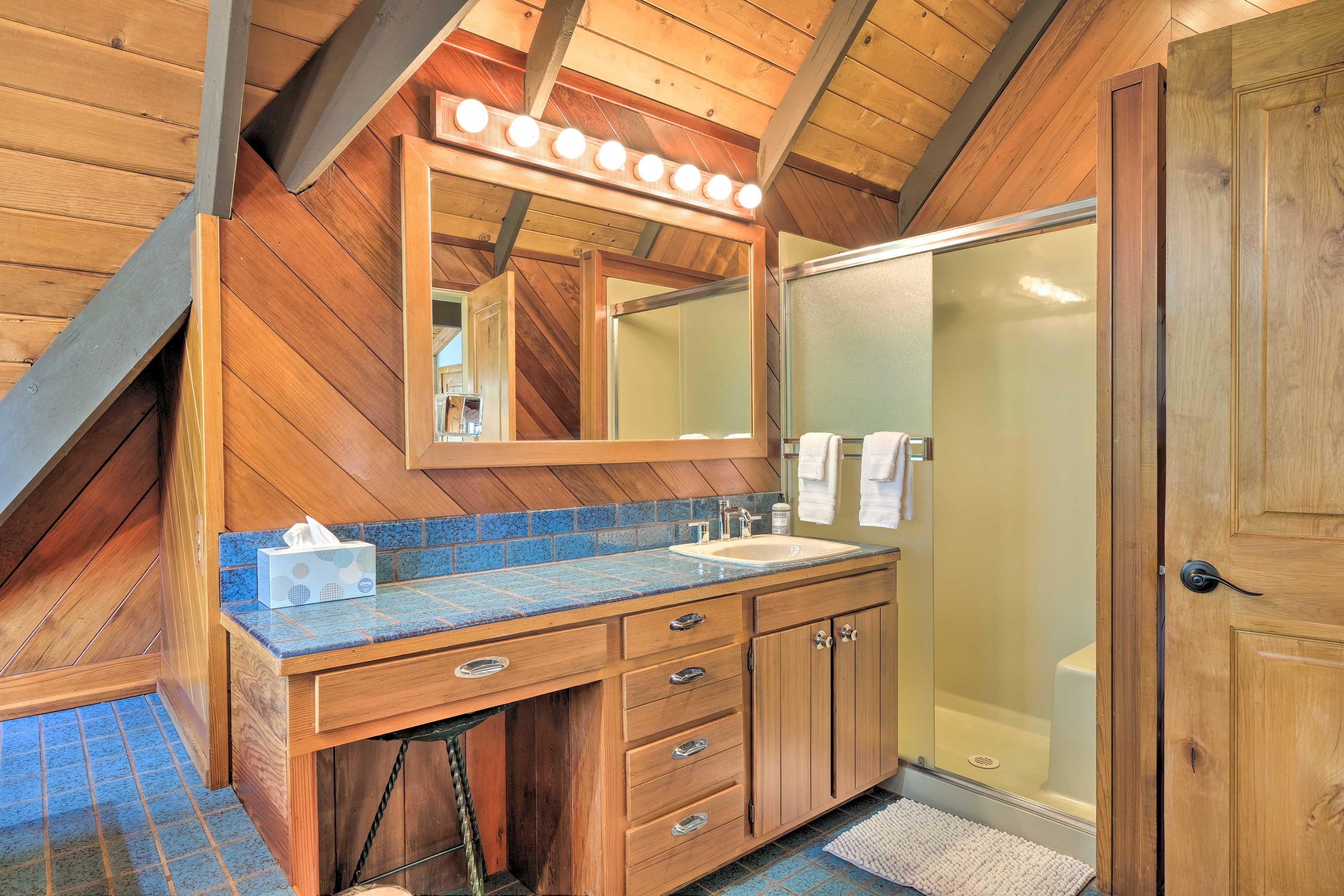 En-Suite   Complimentary Toiletries