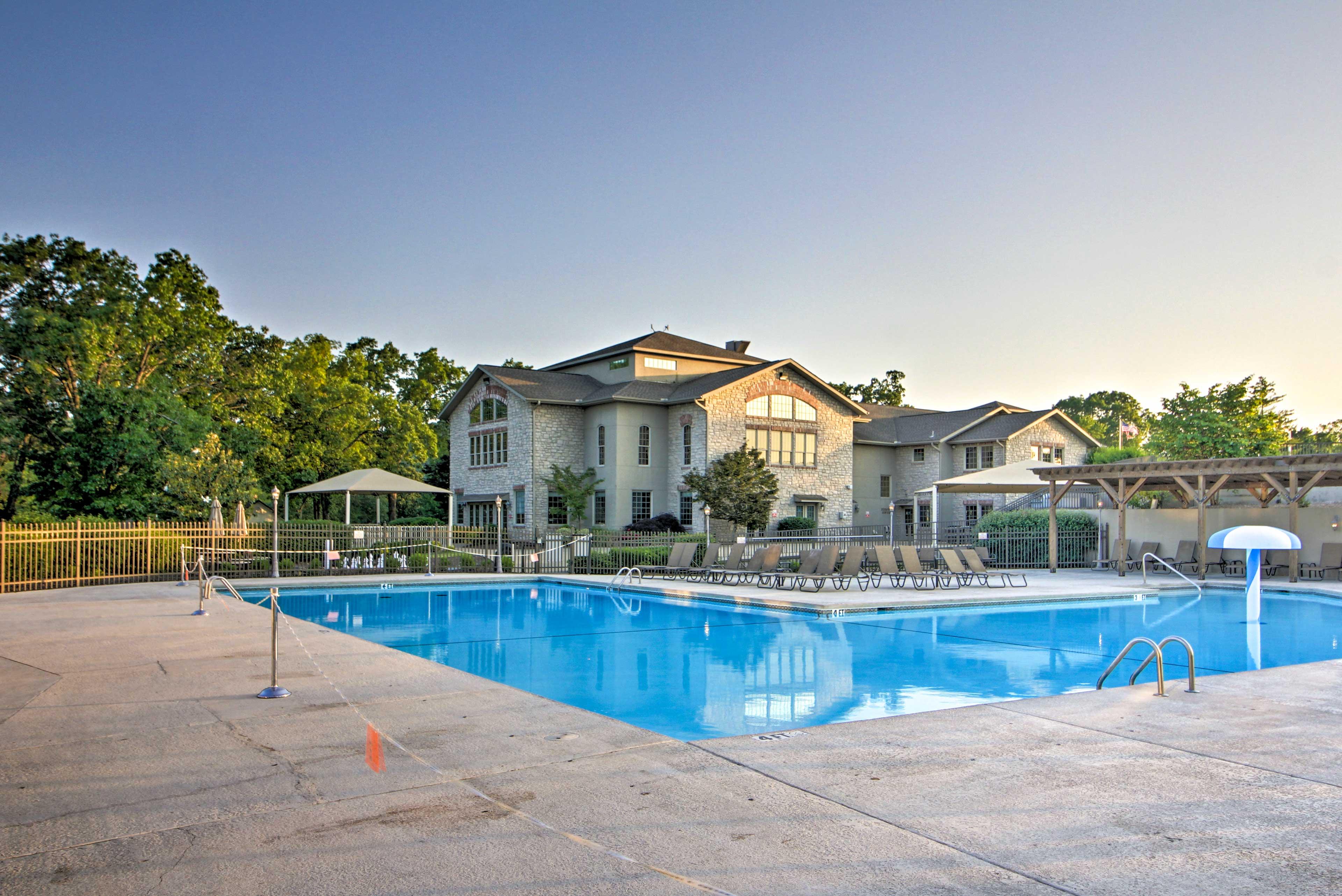 Pointe Royale Resort Amenities