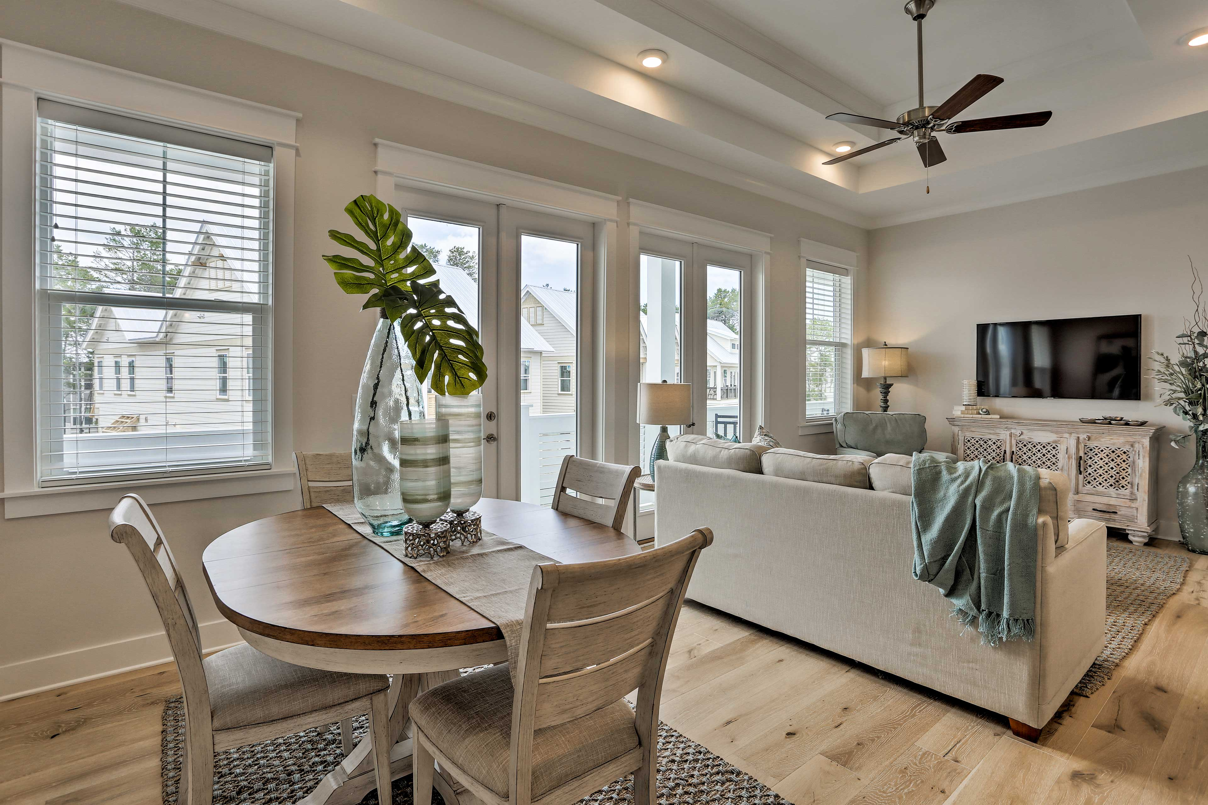 Fall in love with the charm of this 2-bedroom, 2-bath vacation rental townhome!