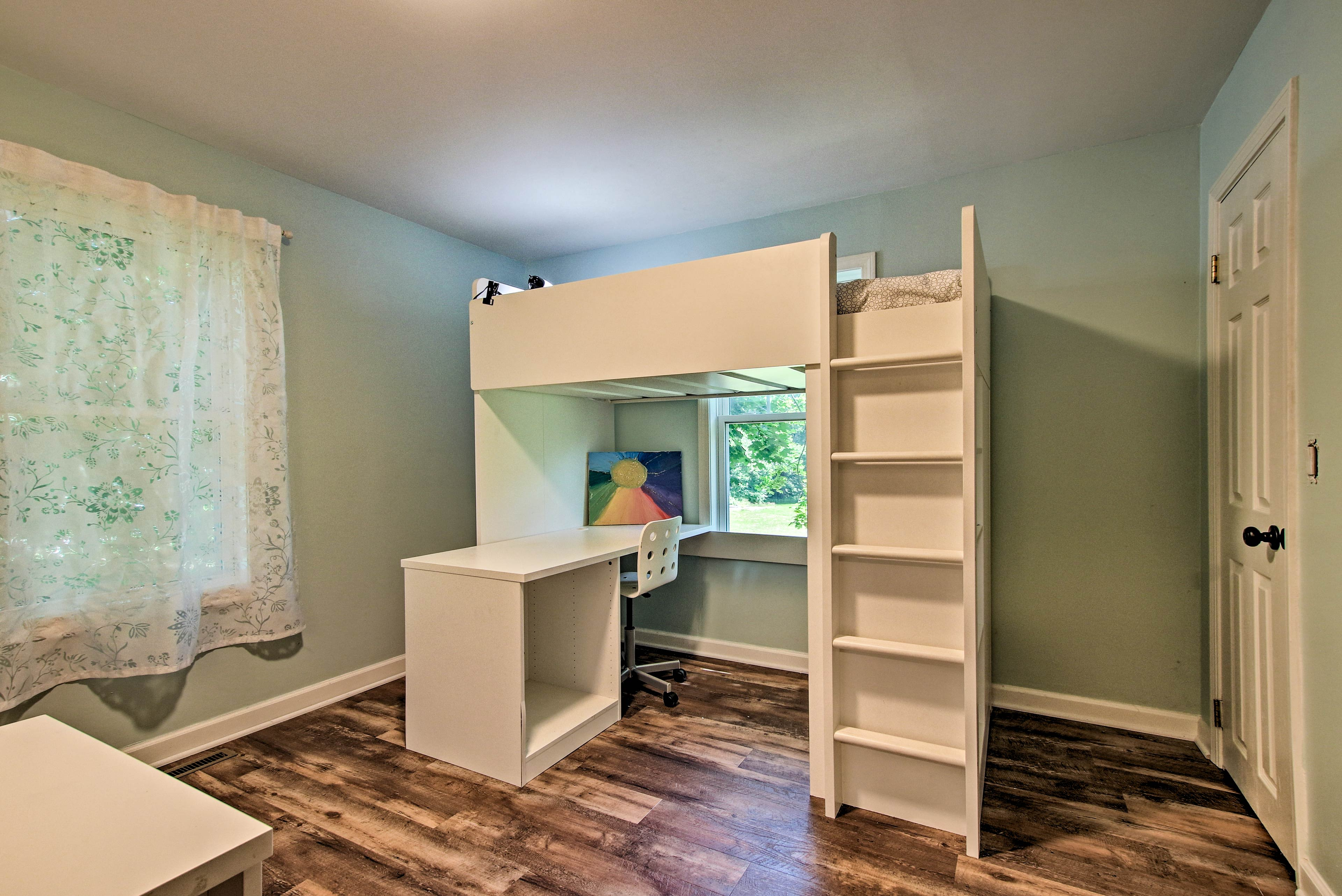 Let the kids take over this fun bedroom 3!