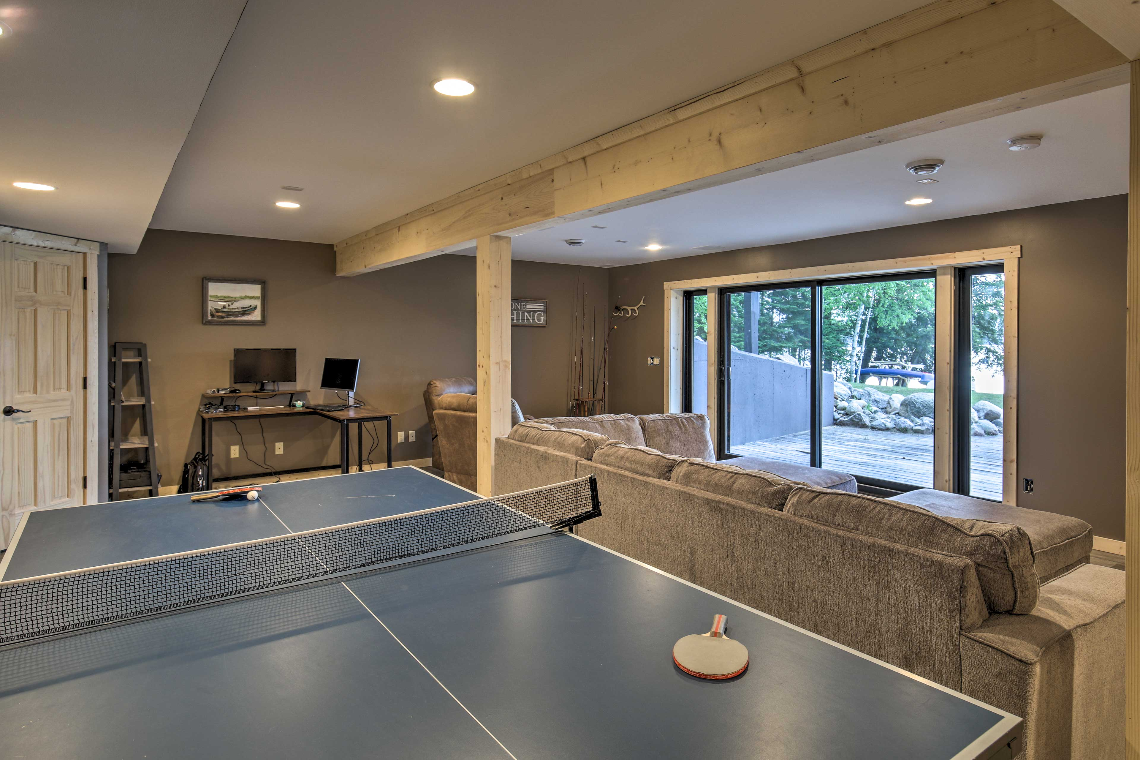 Lower Level | Recently Renovated