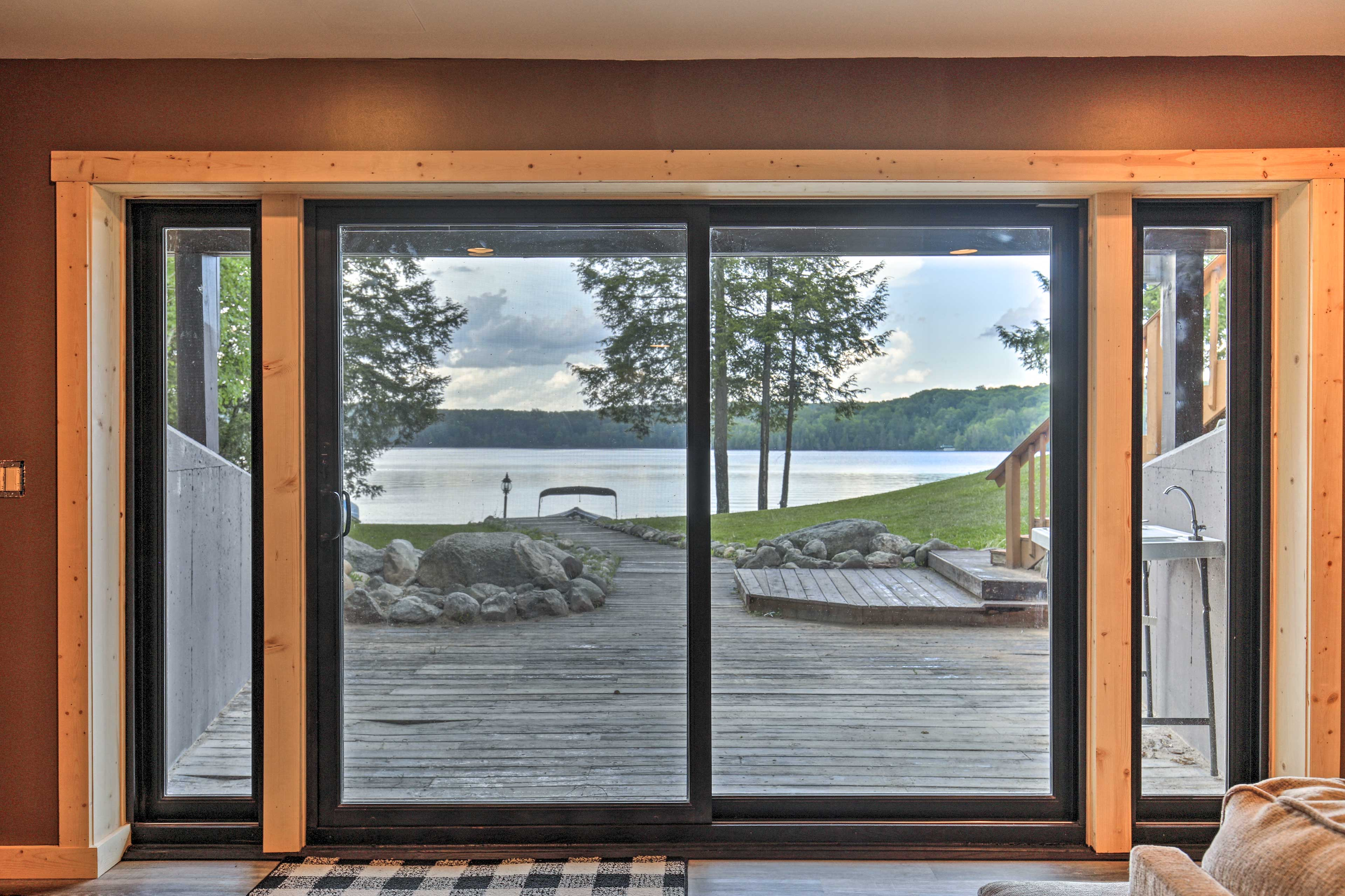 Lower Level | Patio Access