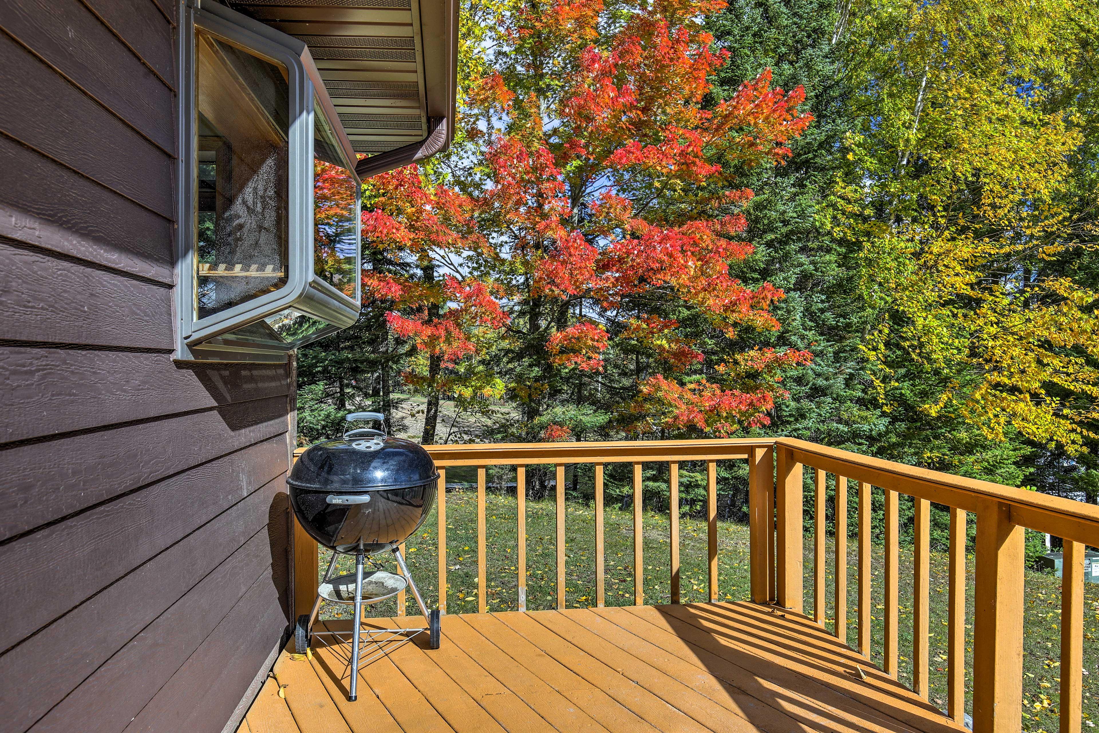 Private Deck | Outdoor Speakers