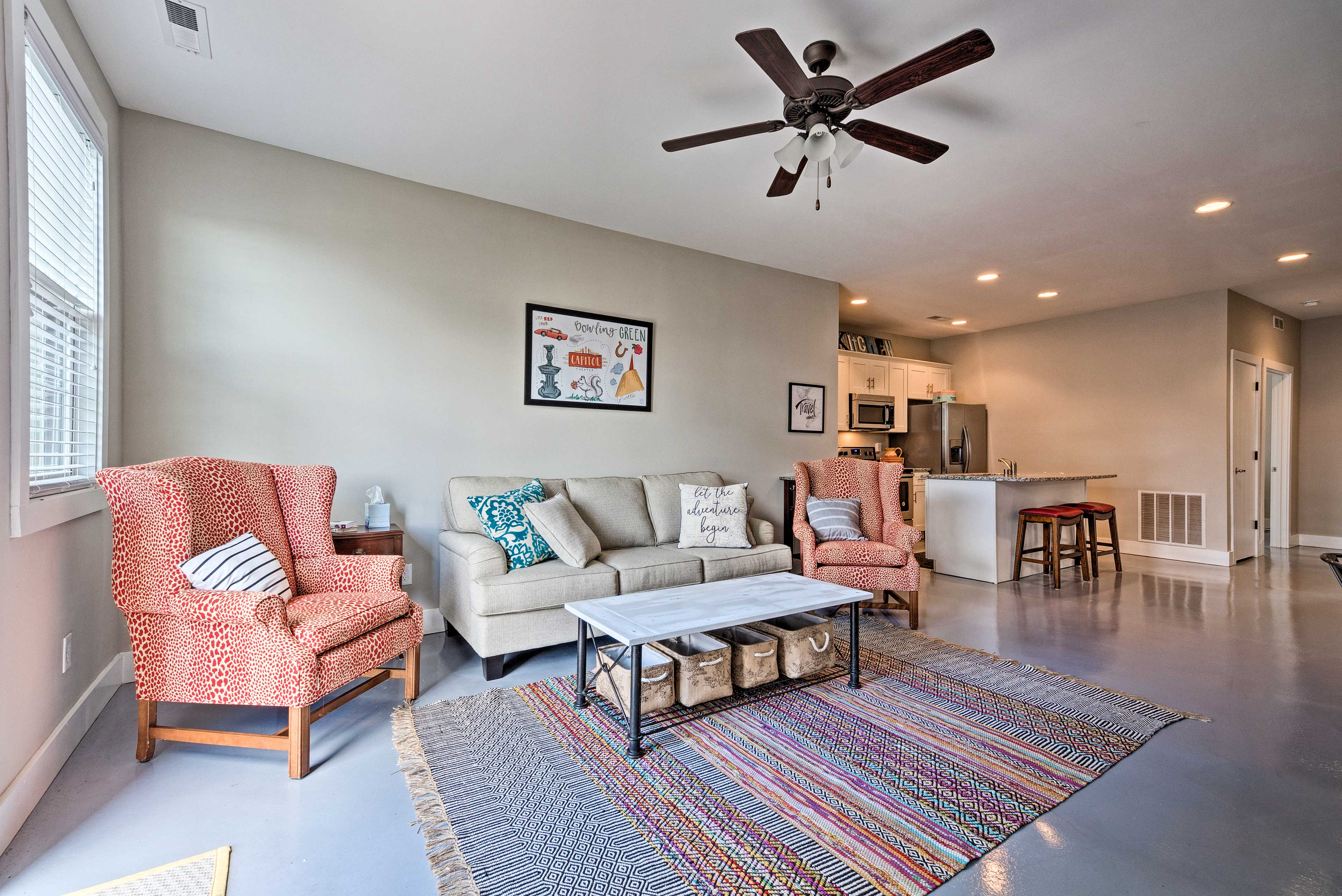 Step inside and unwind among the cozy decor and modern amenities.